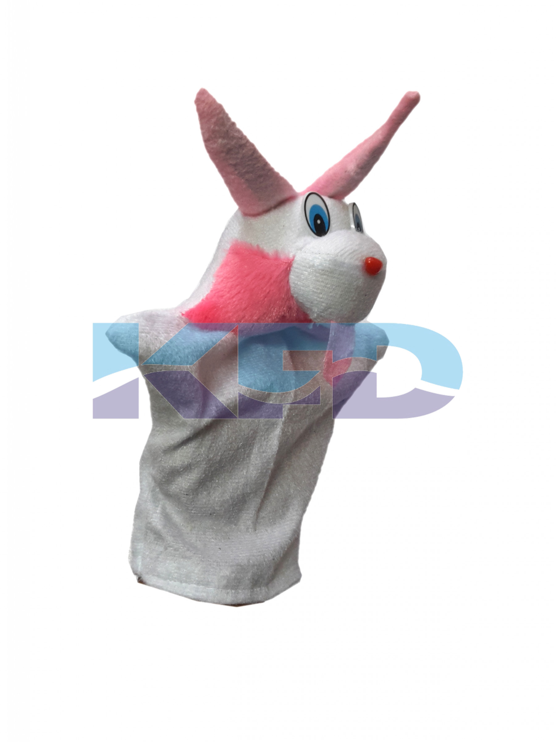 Rabbit Puppets for kids, Shows and tell for School Annual