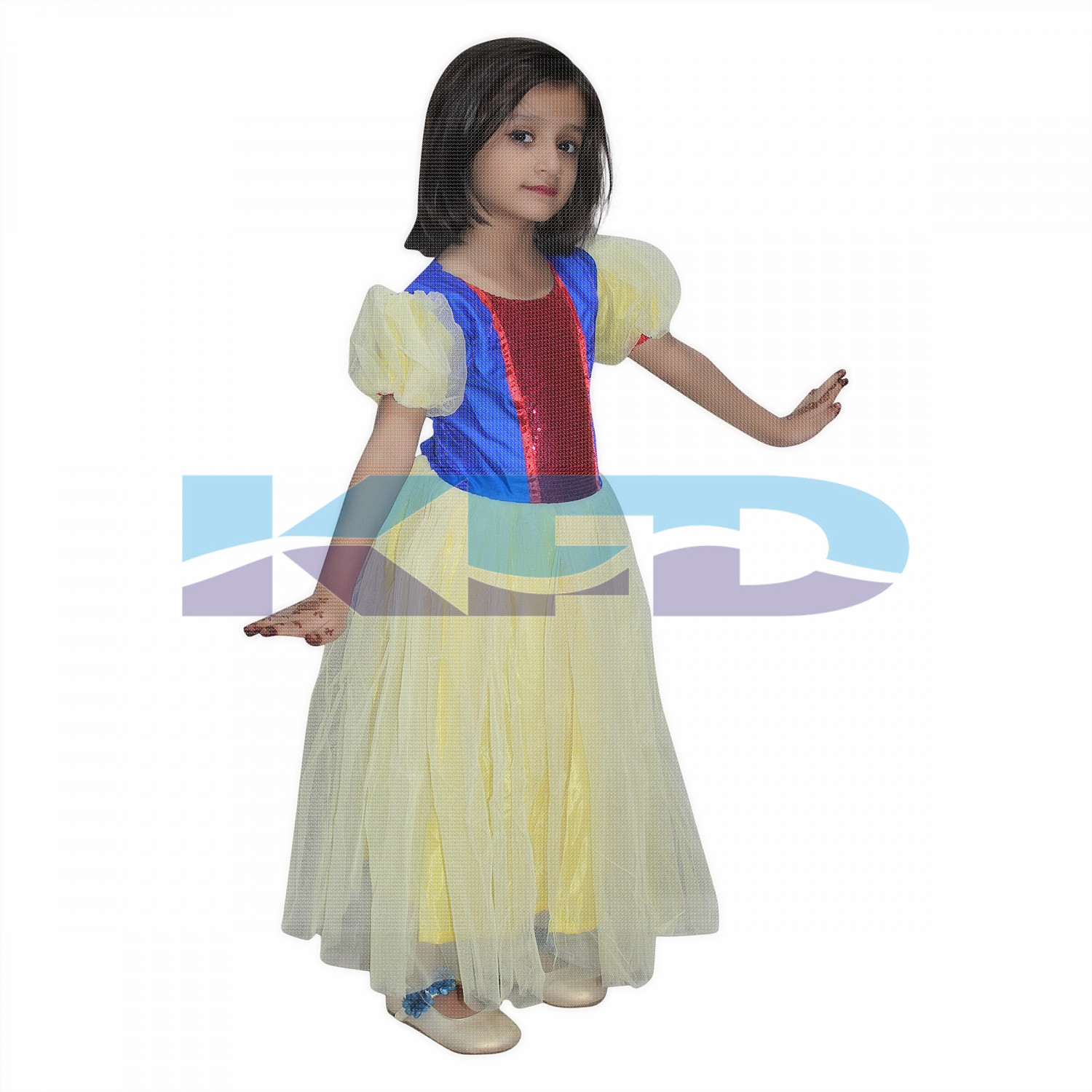 Snow White Fancy Dress for kids,Fairy Teles,Story Book Costume for