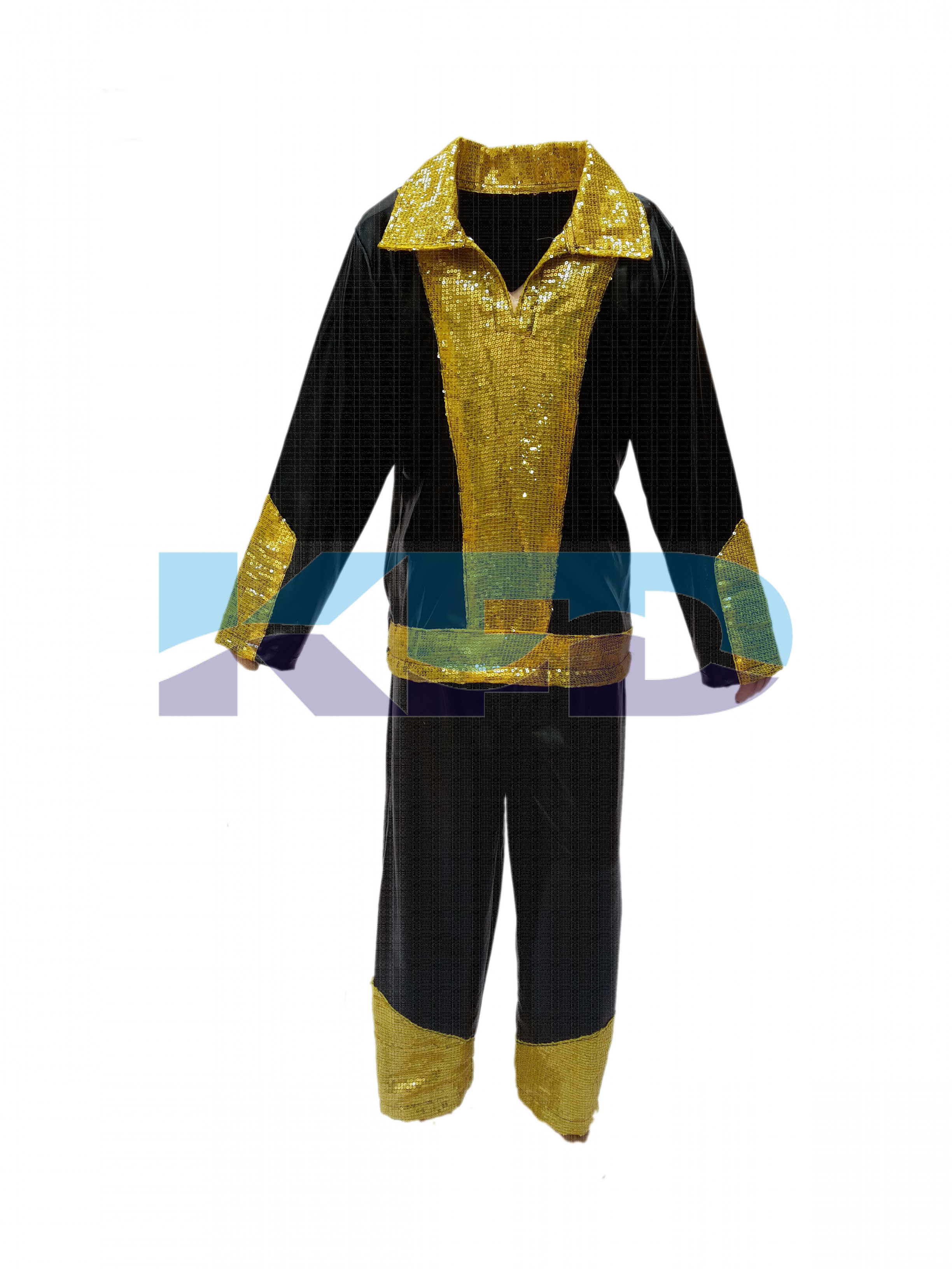 Rock star fancy dress for kids,  Costume for Annual function/Theme Party/Competition/Stage Shows/Birthday Party Dress