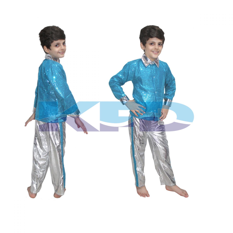 Firozy Shirt Silver Pant