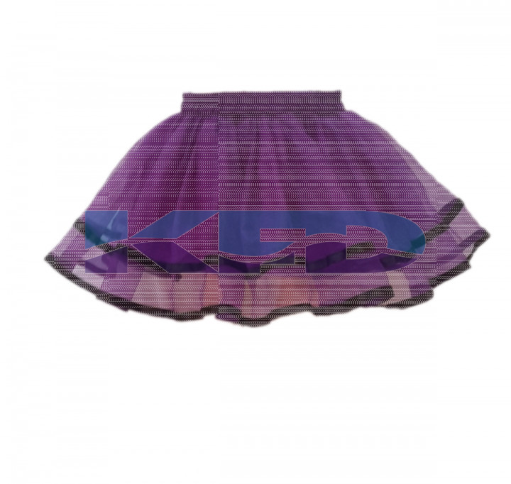 Tu Tu Skirt Purple fancy dress for kids,Western Costume for Annual function/Theme Party/Competition/Stage Shows/Birthday Party Dress
