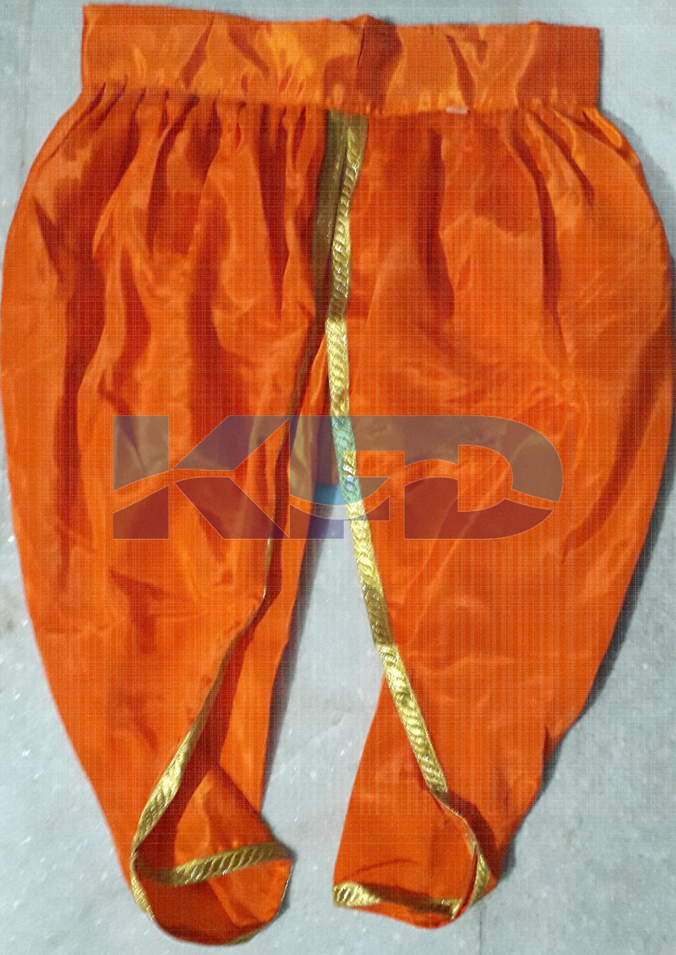 Dhoti Orange