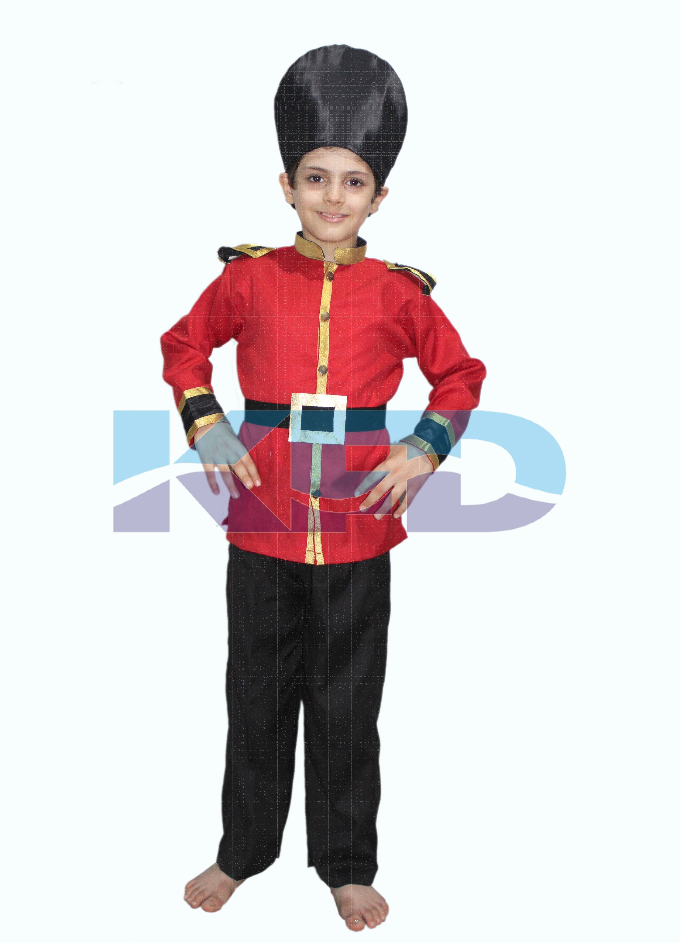 British Guard fancy dress for kids,Costume for Annual function/Theme Party/Competition/Stage Shows Dress