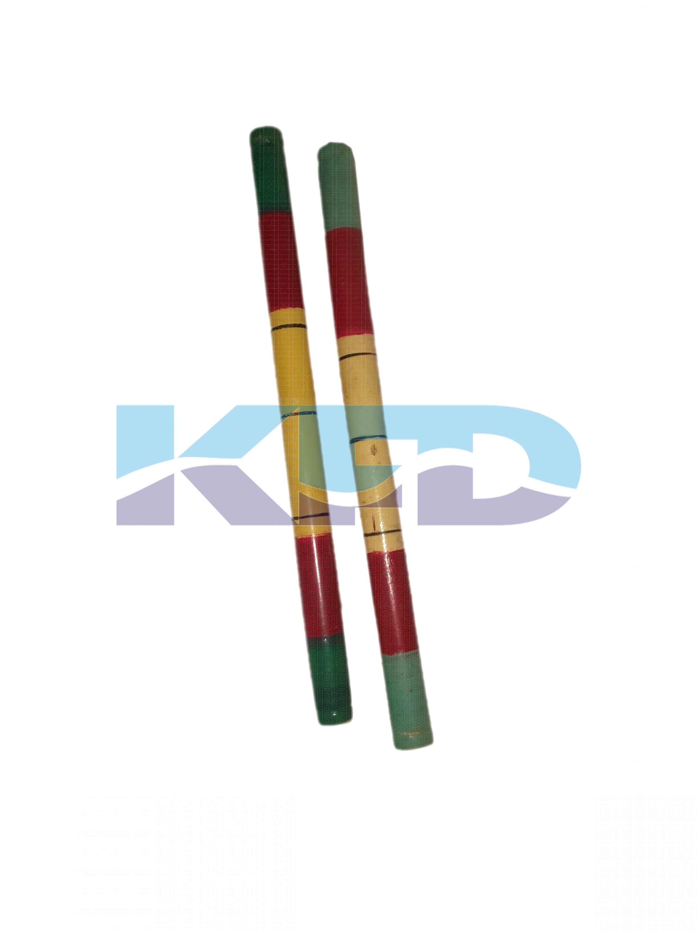 Dandiya Stick 6 Pair Accessories For Boys and Girls