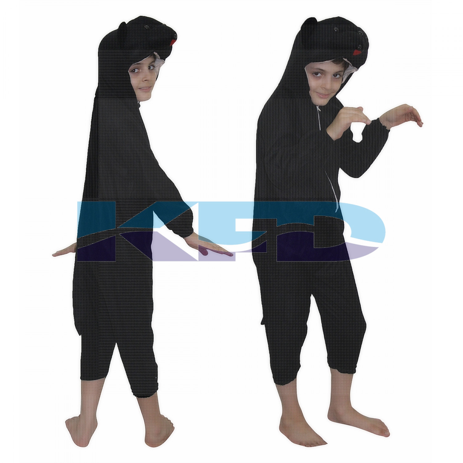 Bear fancy dress for kids,Wild Animal Costume for School Annual function/Theme Party/Competition/Stage Shows Dress