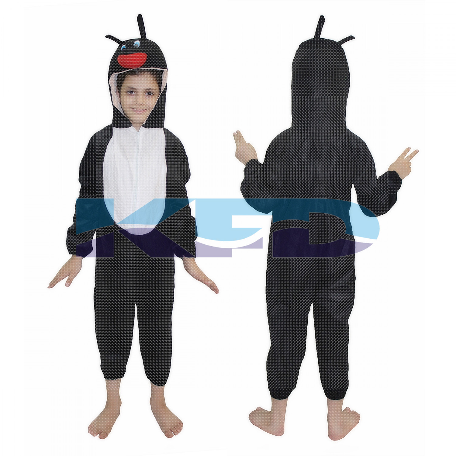 Ant fancy dress for kids,Insect Costume for School Annual function/Theme Party/Competition/Stage Shows Dress
