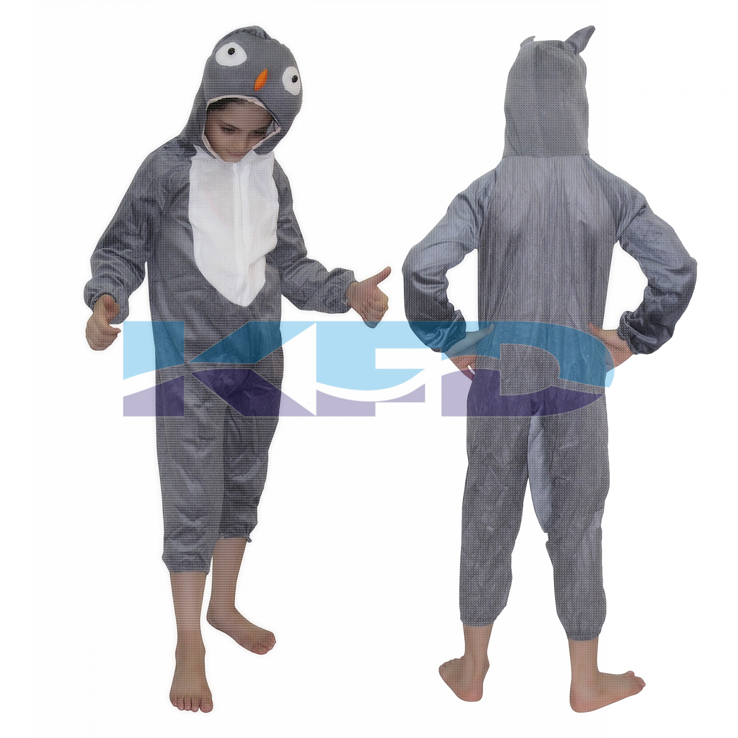 Owl fancy dress for kids,Bird Costume for School Annual function/Theme Party/Competition/Stage Shows Dress