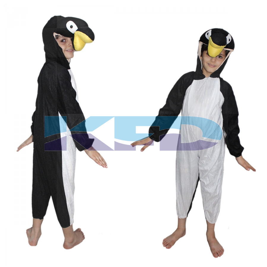 Penguin fancy dress for kids,Bird Costume for School Annual function/Theme Party/Competition/Stage Shows Dress