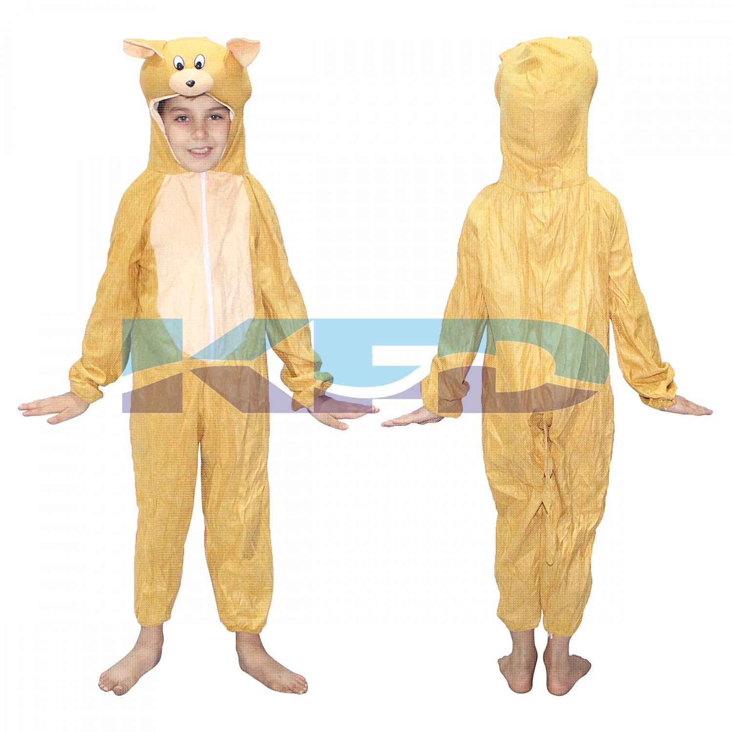 Jerry Fancy dress for kids,Diseny Cartoon Costume for Annual function/Theme Party/Stage Shows/Competition/Birthday Party Dress