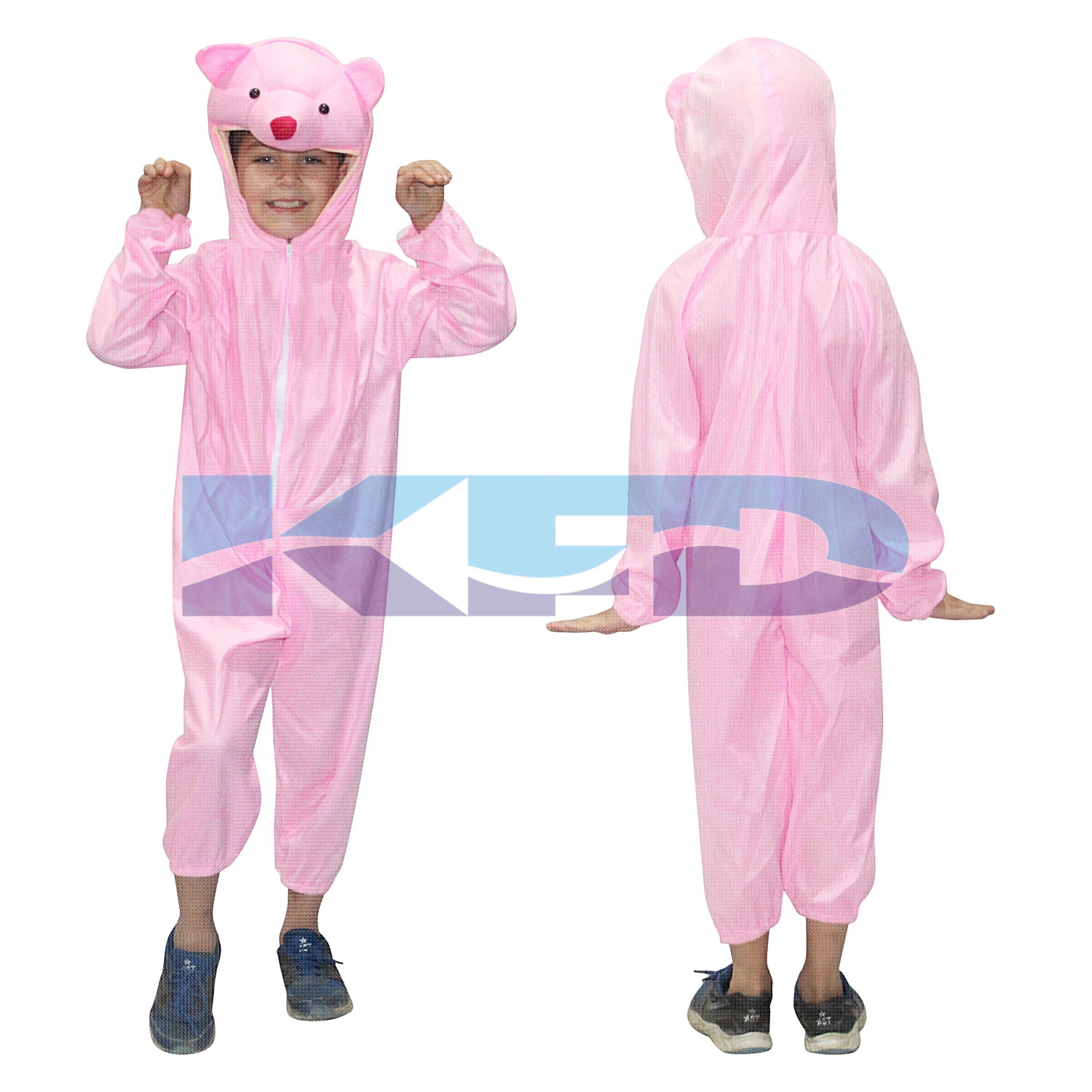 Teddy bear Fancy dress for kids,Cartoon Costume for Annual function/Theme Party/Stage Shows/Competition/Birthday Party Dress