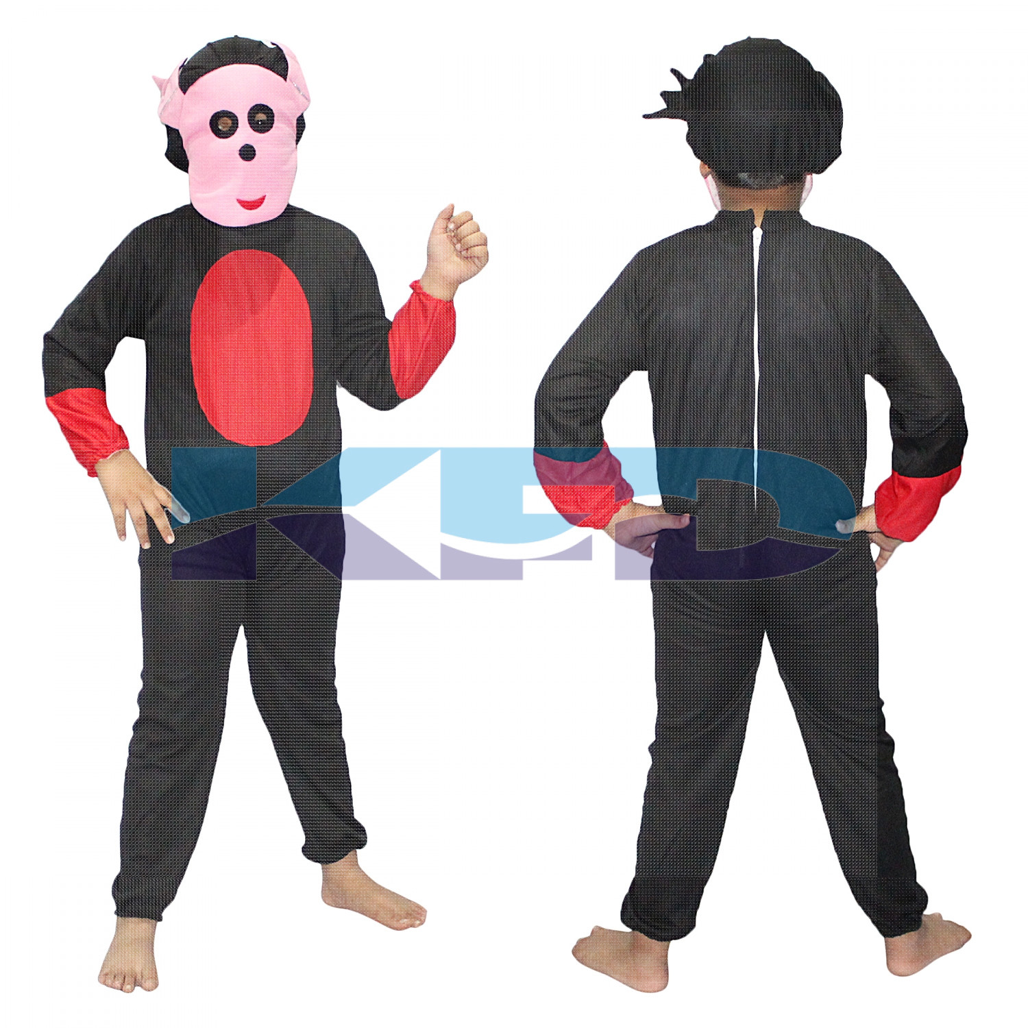 Ninja Fancy dress for kids,Diseny Cartoon Costume for Annual function/Theme Party/Stage Shows/Competition/Birthday Party Dress