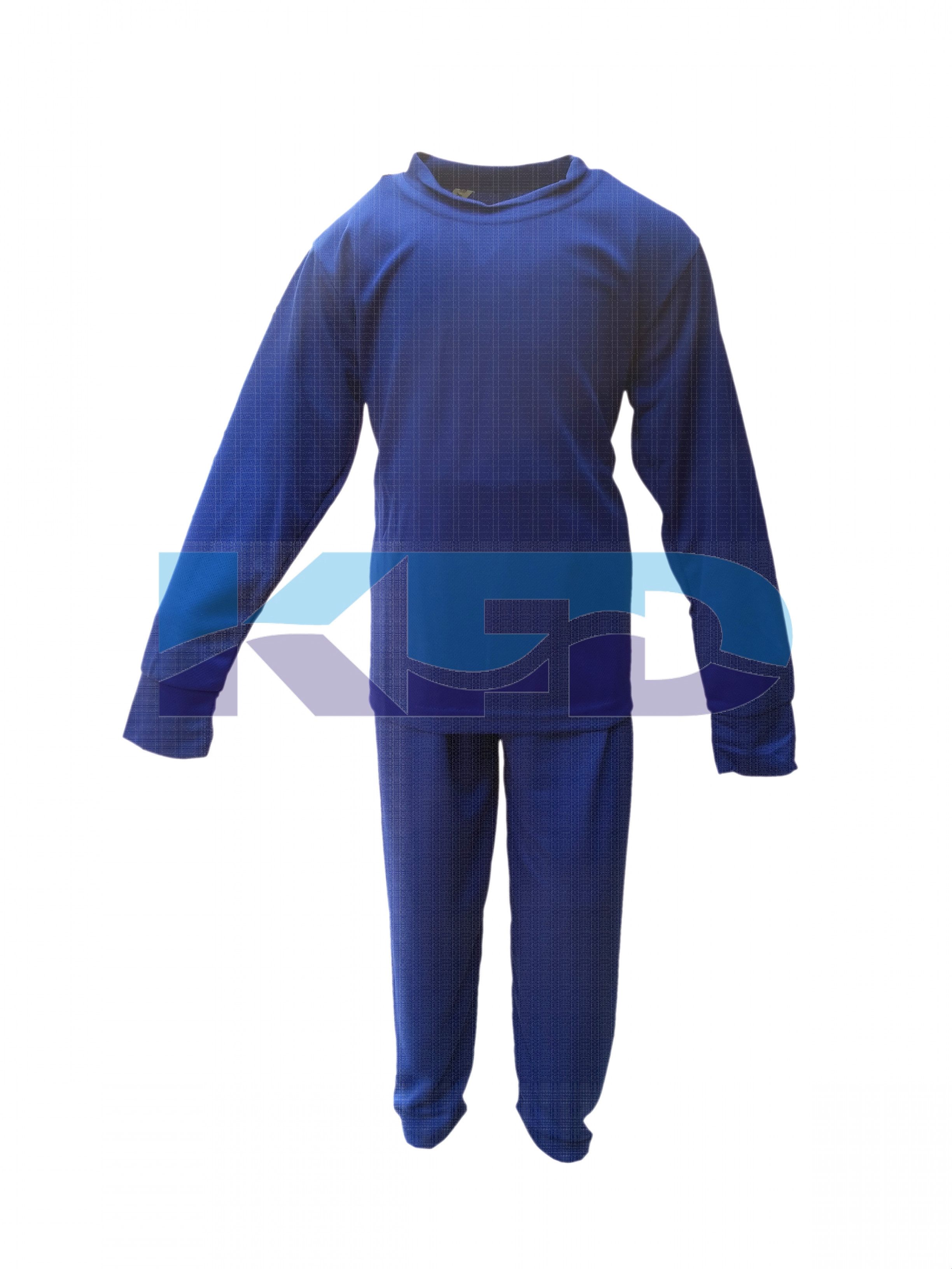 Track Suite Blue Color fancy dress for kids,Costume for School Annual function/Theme Party/Competition/Stage Shows/Birthday Party Dress