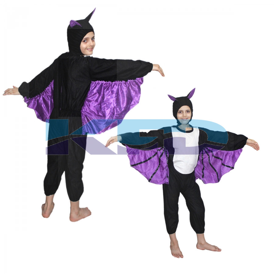 Bat fancy dress for kids,Bird Costume for School Annual function/Theme Party/Competition/Stage Shows Dress