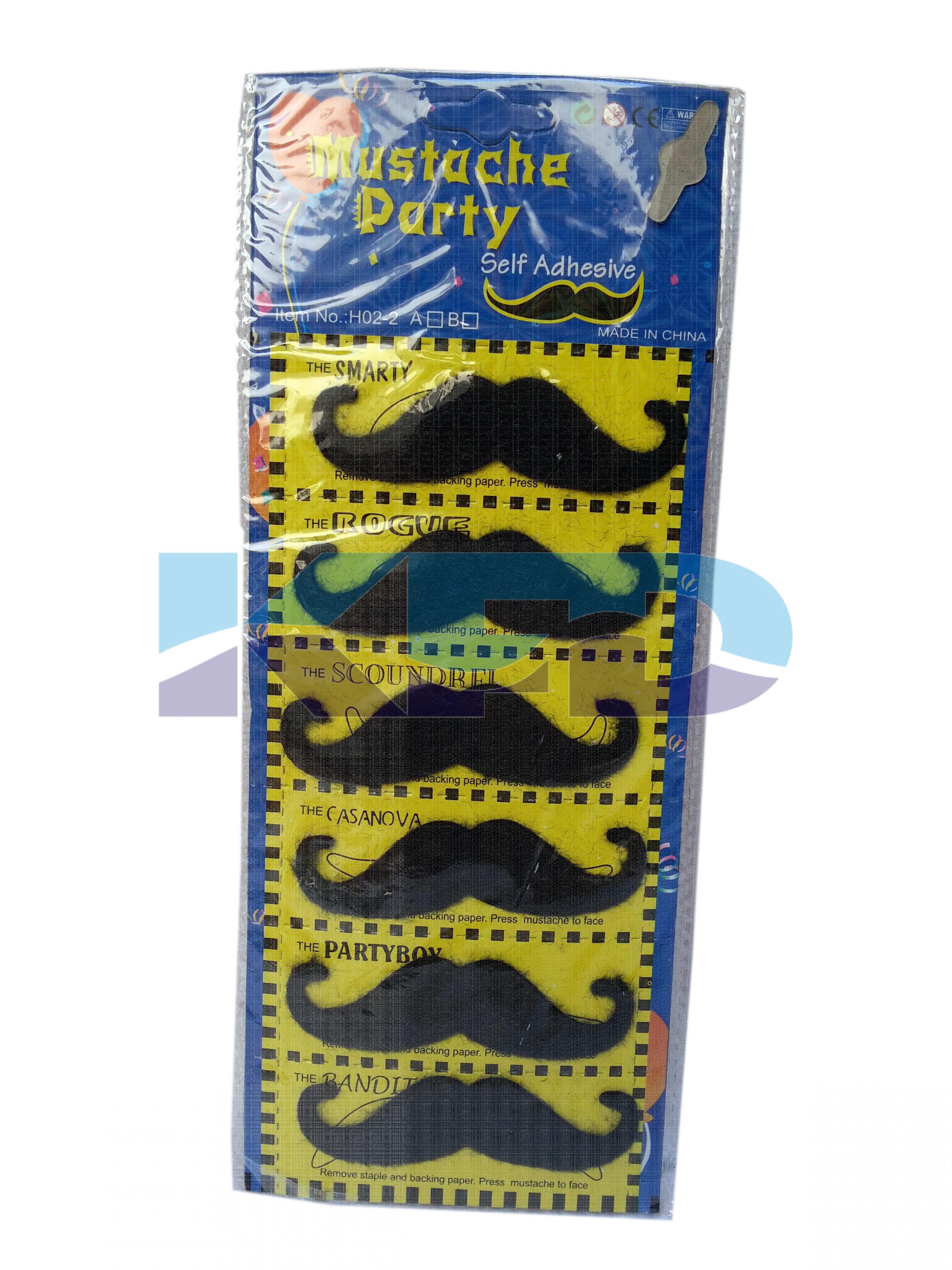 Bhagat Singh Mustache