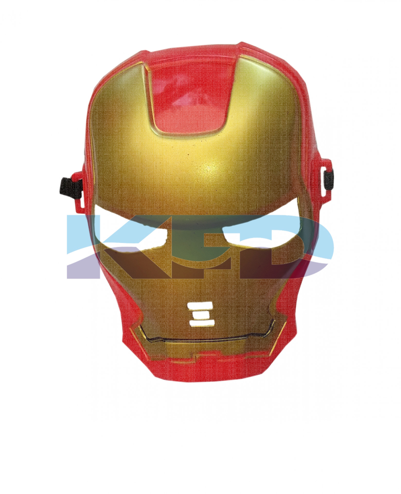 Iron man Face CosPlay Costume/Super Hero Face/School Annual function/Theme Party/Competition/Stage Shows/Birthday Party Dress