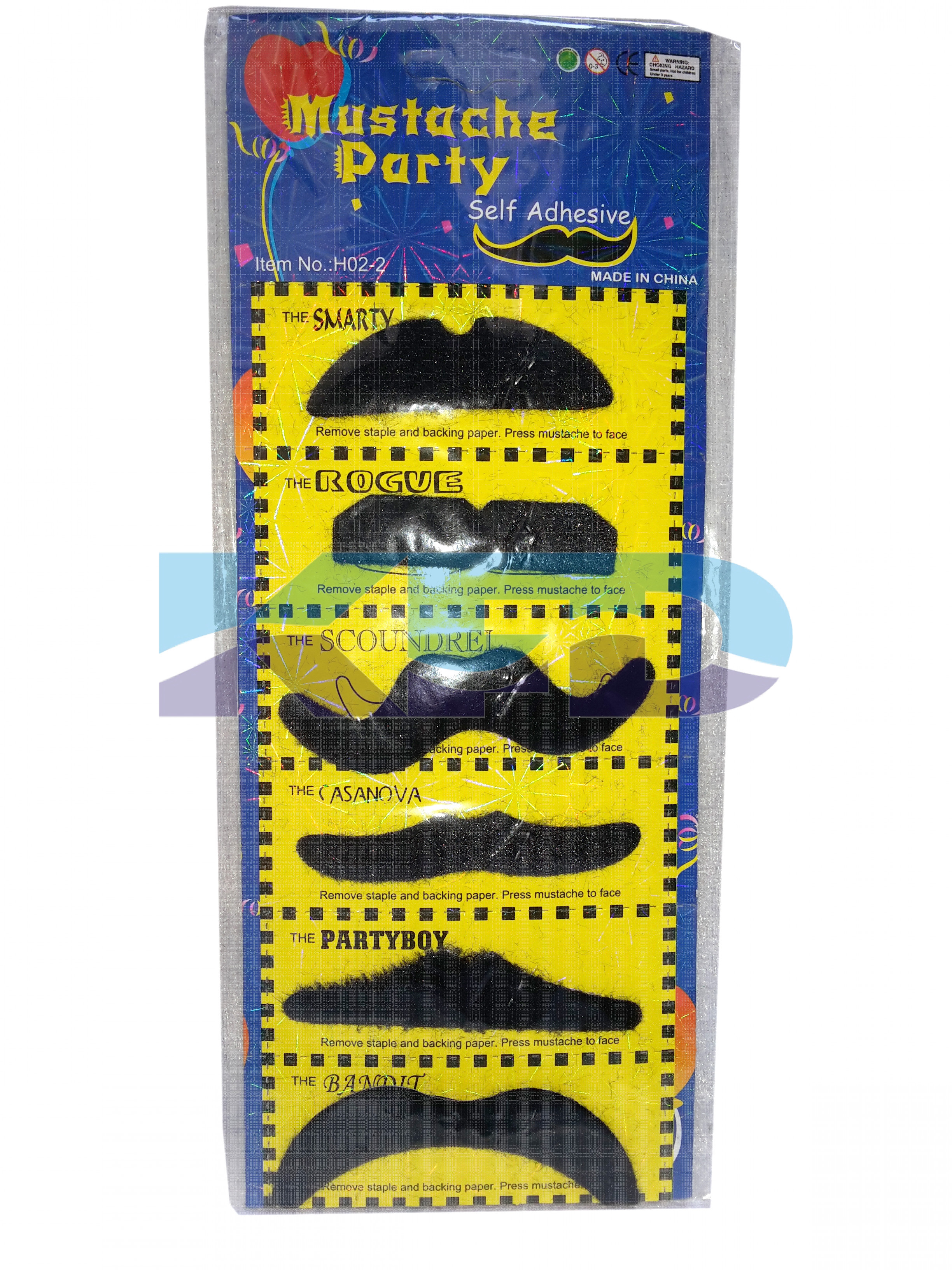 Party Mustache Costume For School Annual function/Theme Party/Competition/Stage Shows/Birthday Party Dress