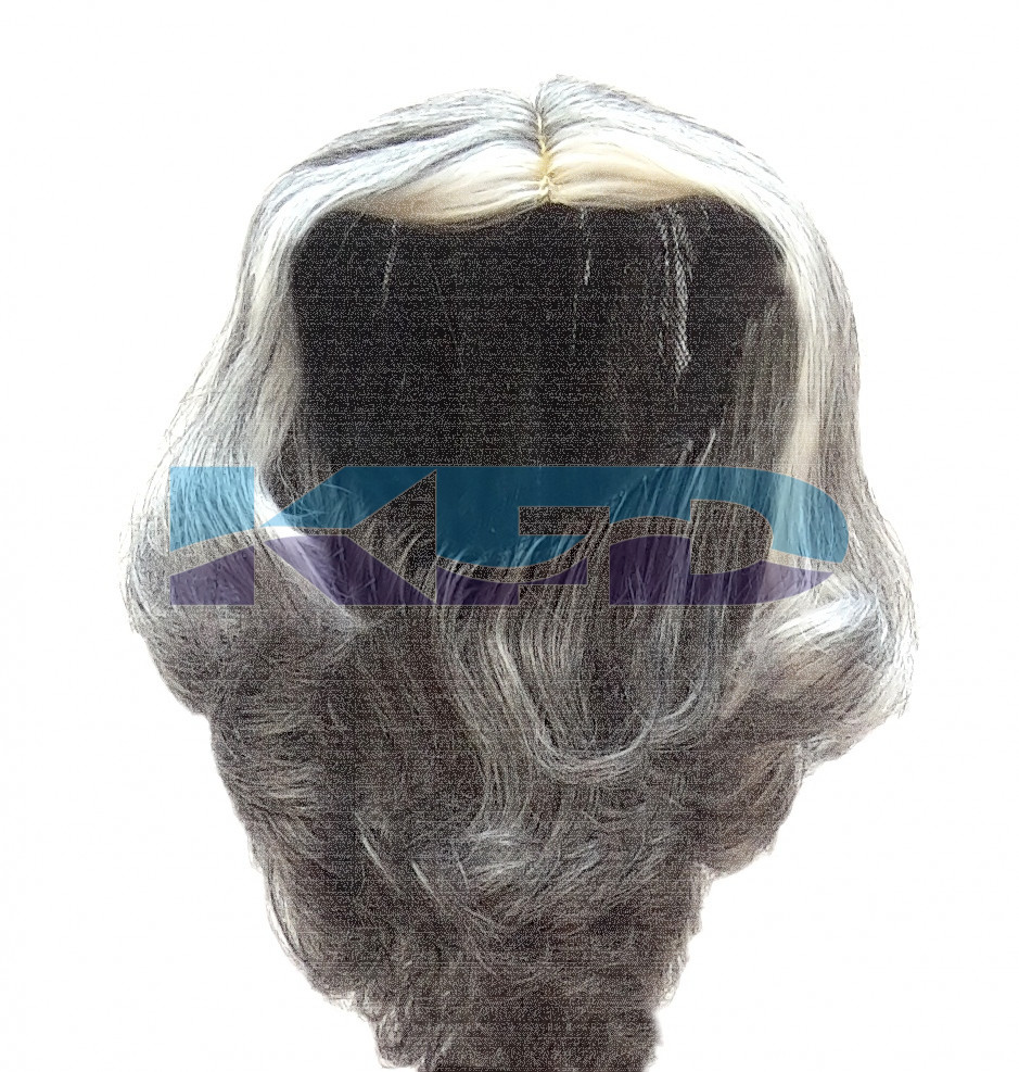 Abdul kalam Hair Wig For School Annual function/Theme Party/Competition/Stage Shows/Birthday Party Dress