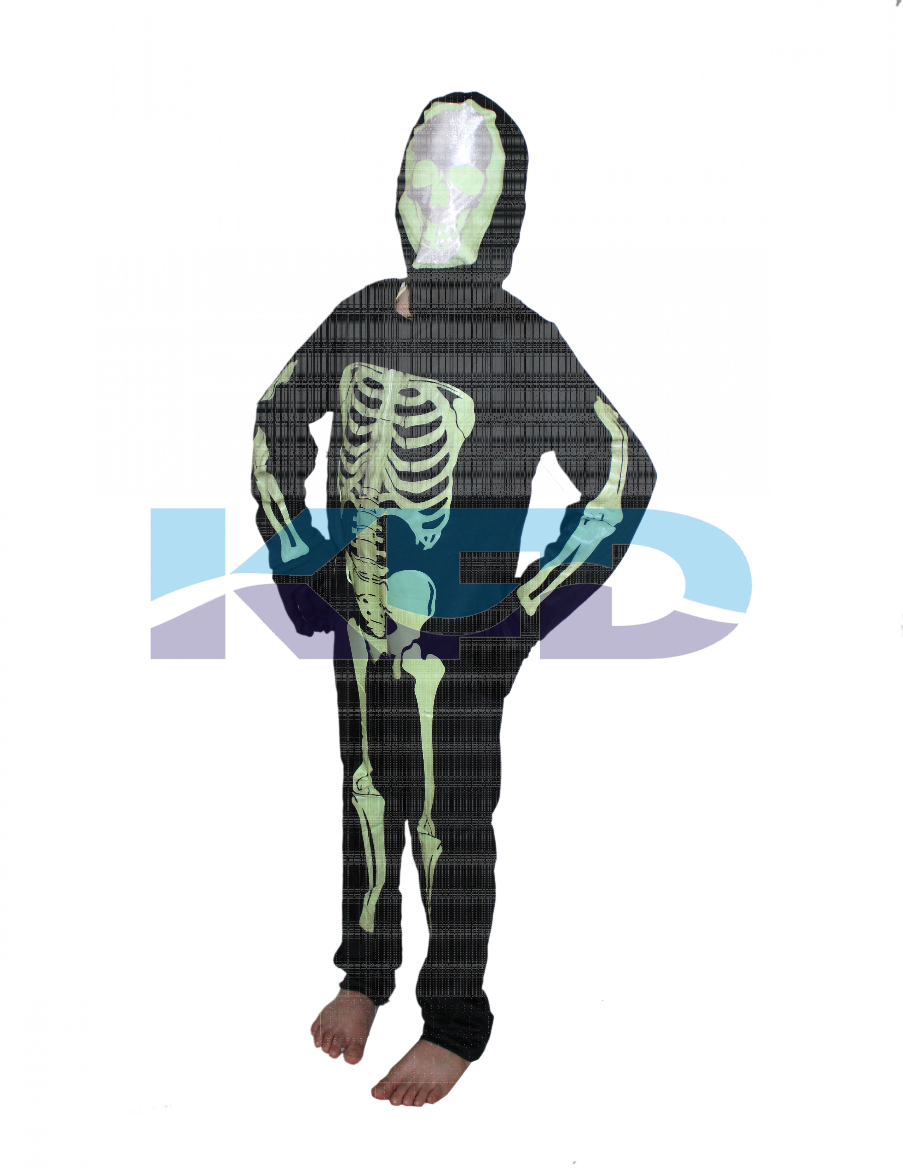 Skeleton Costume,California costume,Halloween/cosplay/School Annual function/Theme Party/Competition/Stage Shows Dress
