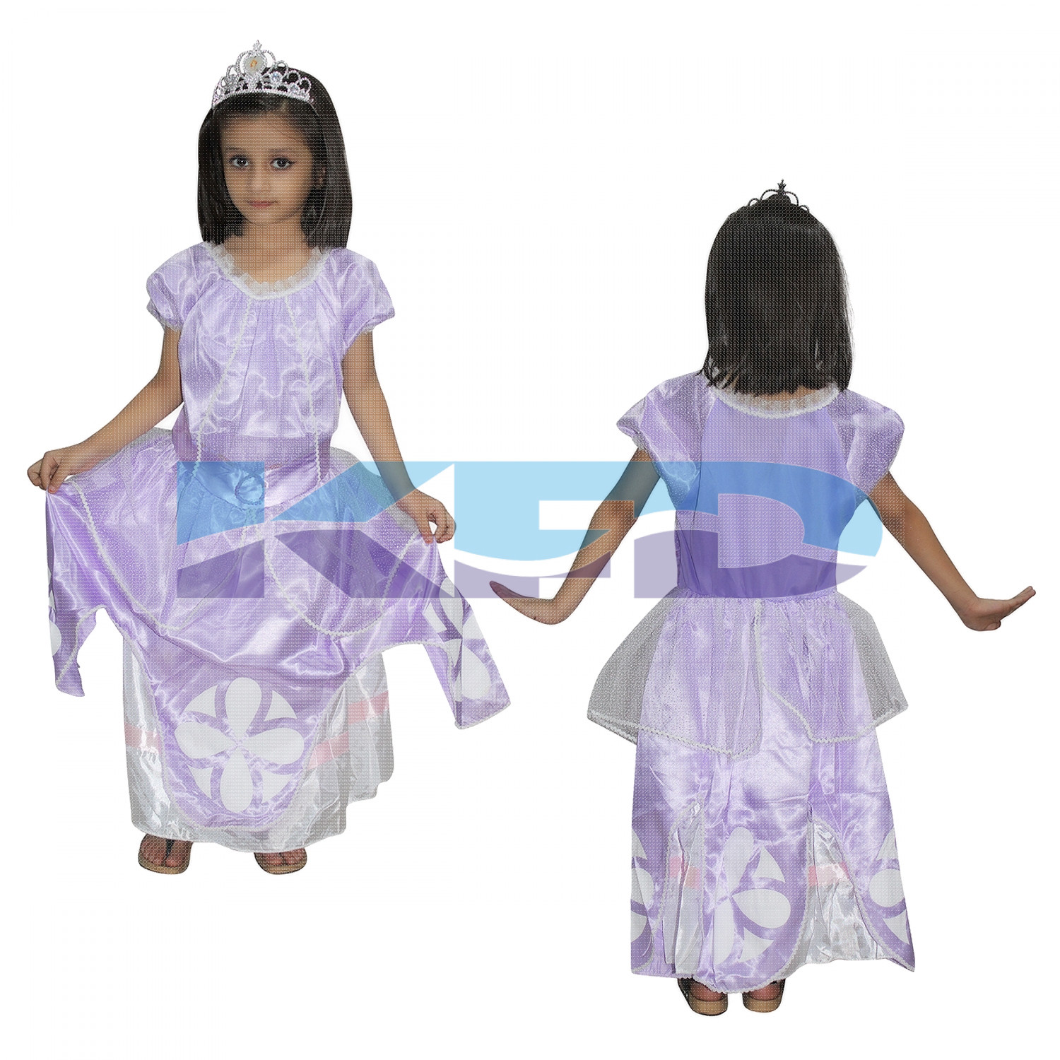 Princes Sofia Cosplays Costume For kids,Halloween Costume/School Annual function/Theme Party/Competition/Stage Shows Dress