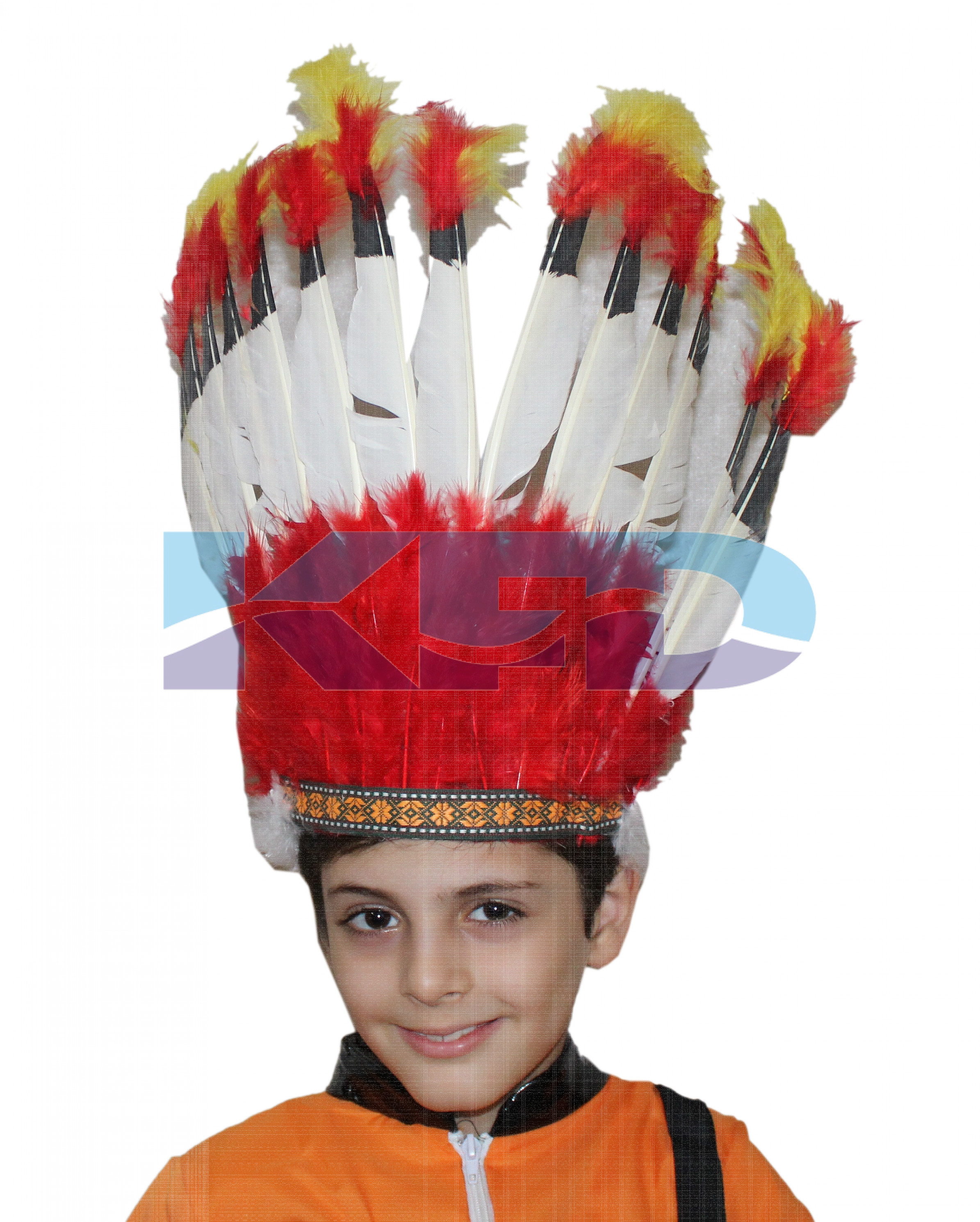 Hairband For Dance,Tribal Costume For School Annual function/Theme Party/Competition/Stage Shows Dress