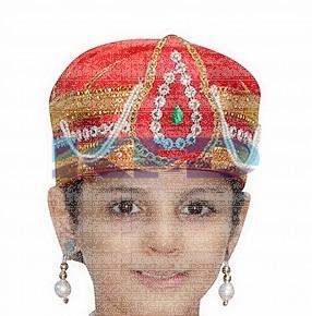 Akbar cap