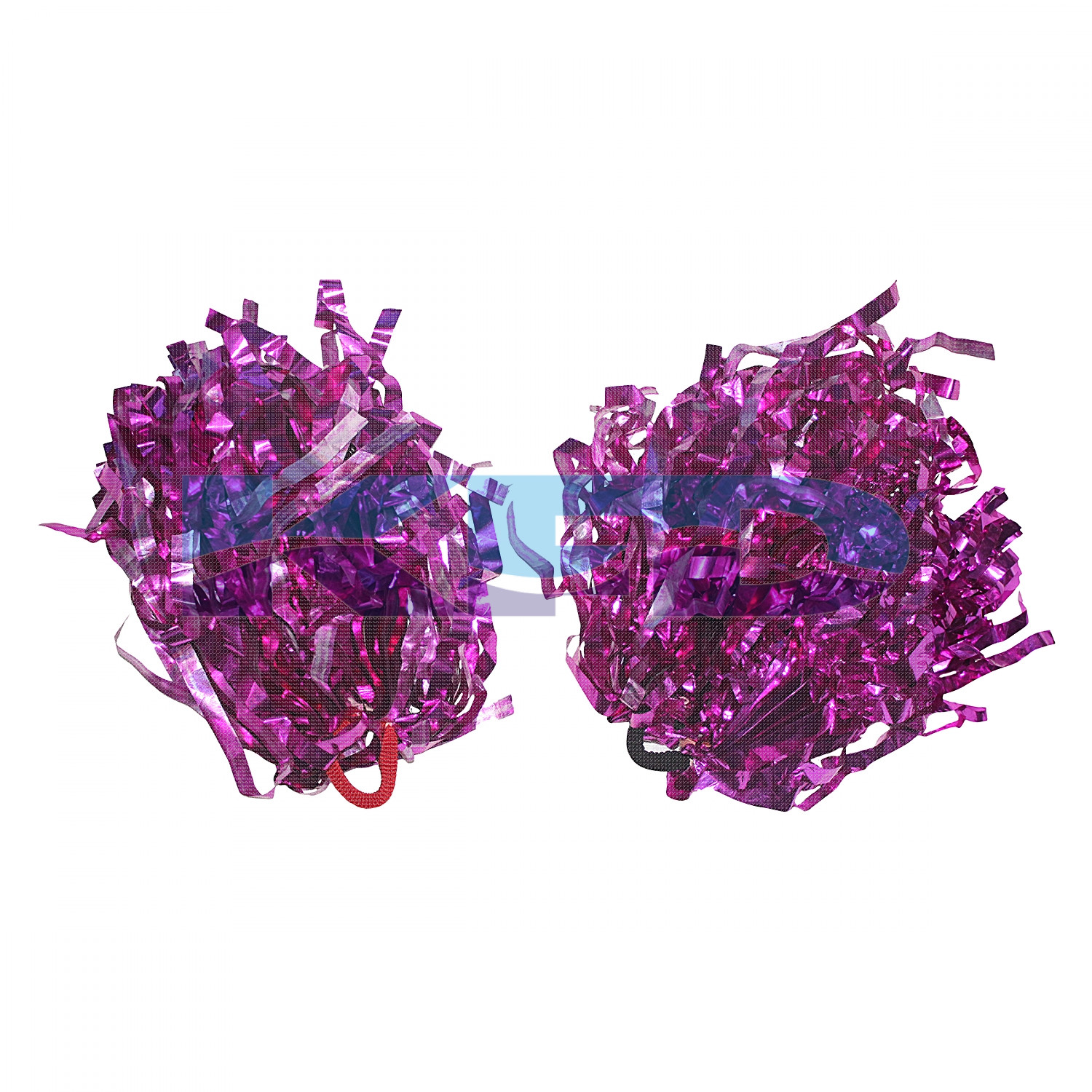 Mazanta Pompom Cheerleading Pompom Use For Dance Party/School Annual Function/Special Event/Cricket Dance/Birthday Party
