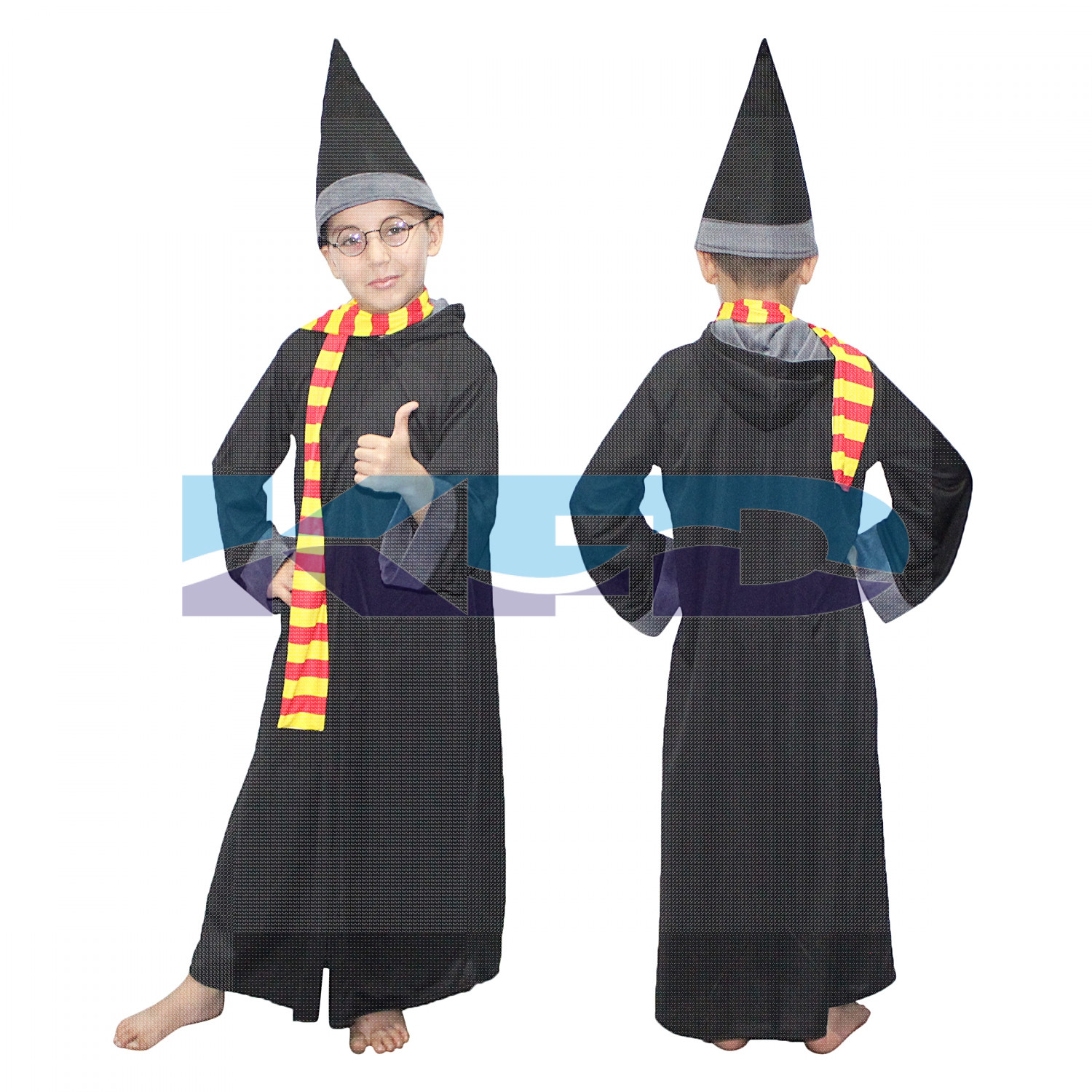 Harry Potter Fancy Dress For Kids/Hogwarts/Halloween Costume/Cosplay Costume For Kids/Theme Party/Competition/Stage Shows/Birthday Party Dress
