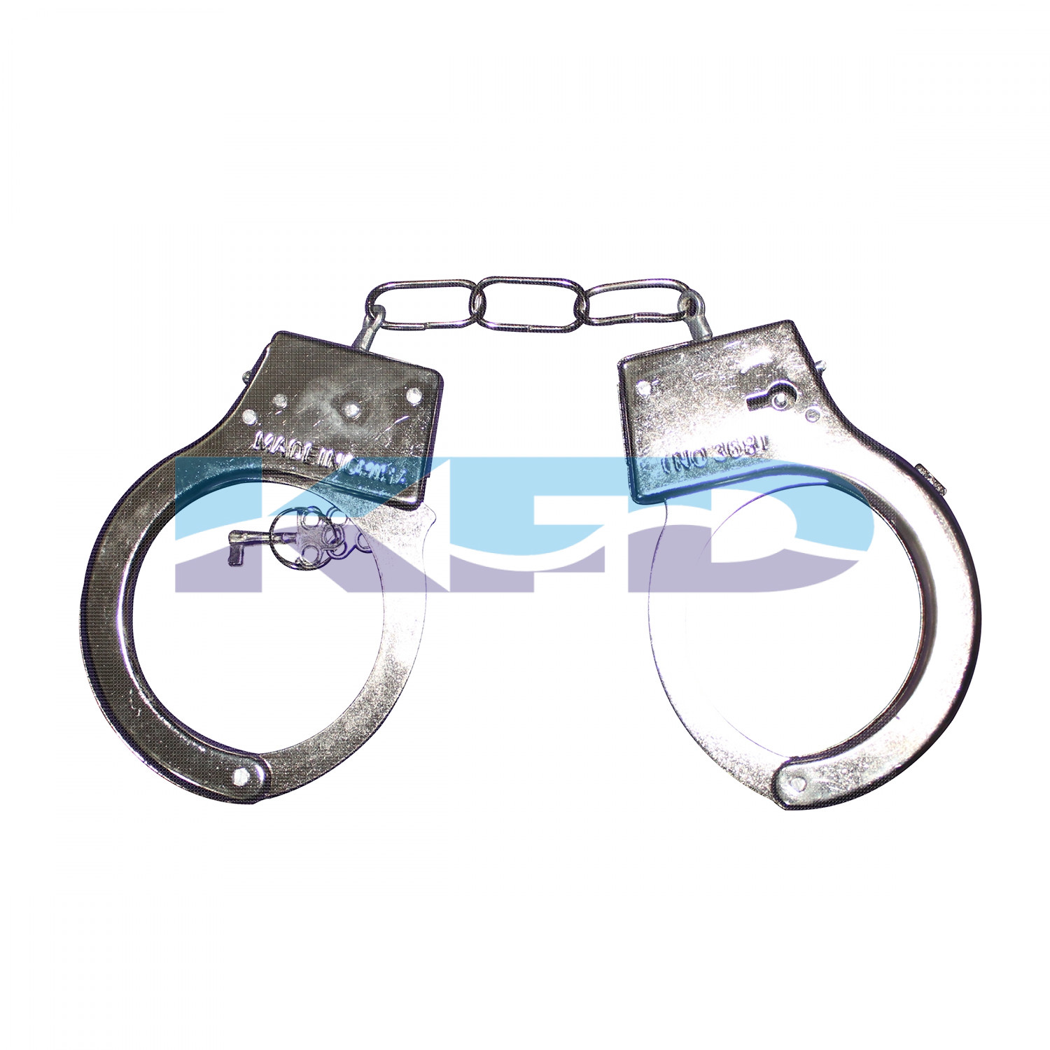 Hand Cuffs For Kids/Phenovo Police Cop Sheriff Officer Handcuff Toy/Police Role Play Costume Accessories Metal Handcuffs/For Kids Annual function/Theme Party/Competition/Stage Shows/Birthday Party Dress