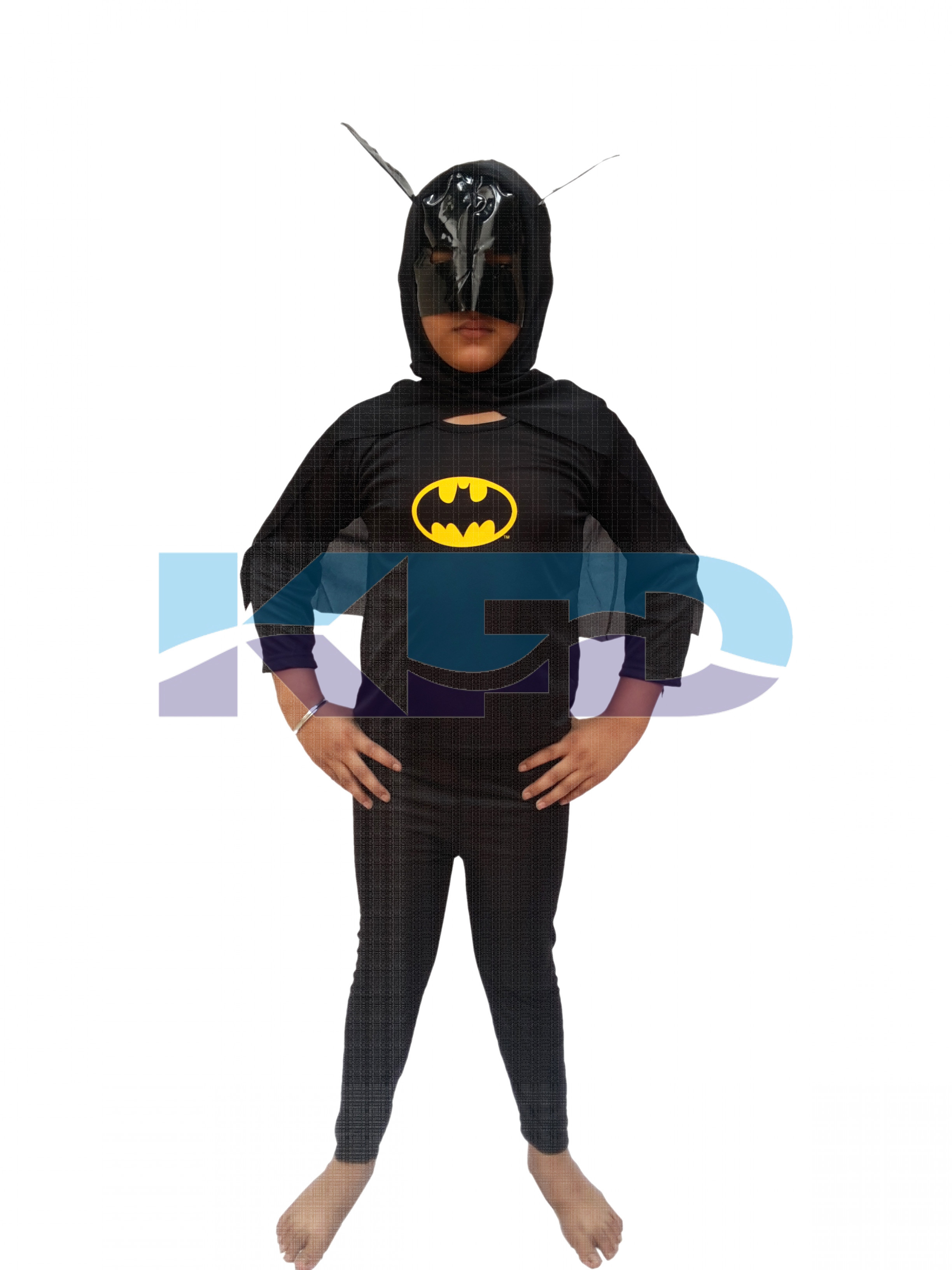 Bat Man fancy dress for kids,Super Hero Costume for Annual function/Theme Party/Competition/Stage Shows/Birthday Party Dress