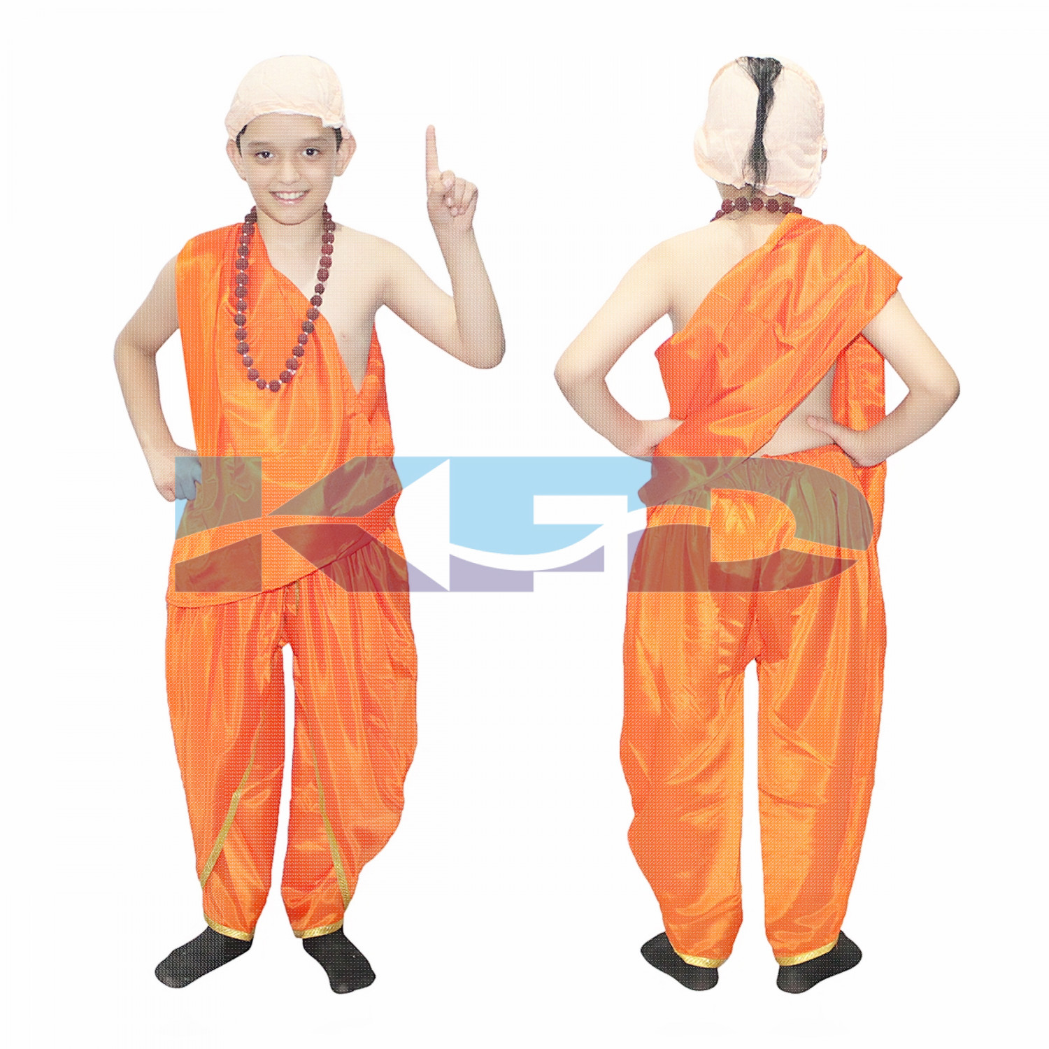 Arya Bhatt Costume For Kids/National Hero/Tulsidas Costume/Valmiki Costumefreedom figter Costume For Kids Independence Day/Republic Day/School Annual function/Theme party/Competition/Stage Shows Dress