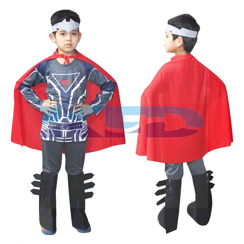 Super Hero Fancy Dress For Kids