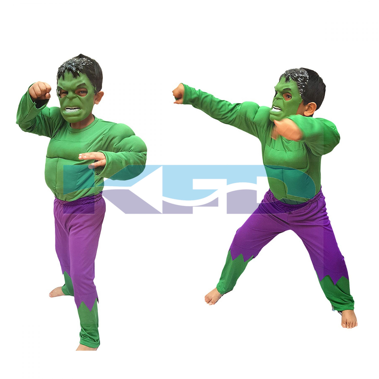Hulk fancy dress for kids,Super Hero Costume for Annual function/Theme Party/Competition/Stage Shows/Birthday Party Dress