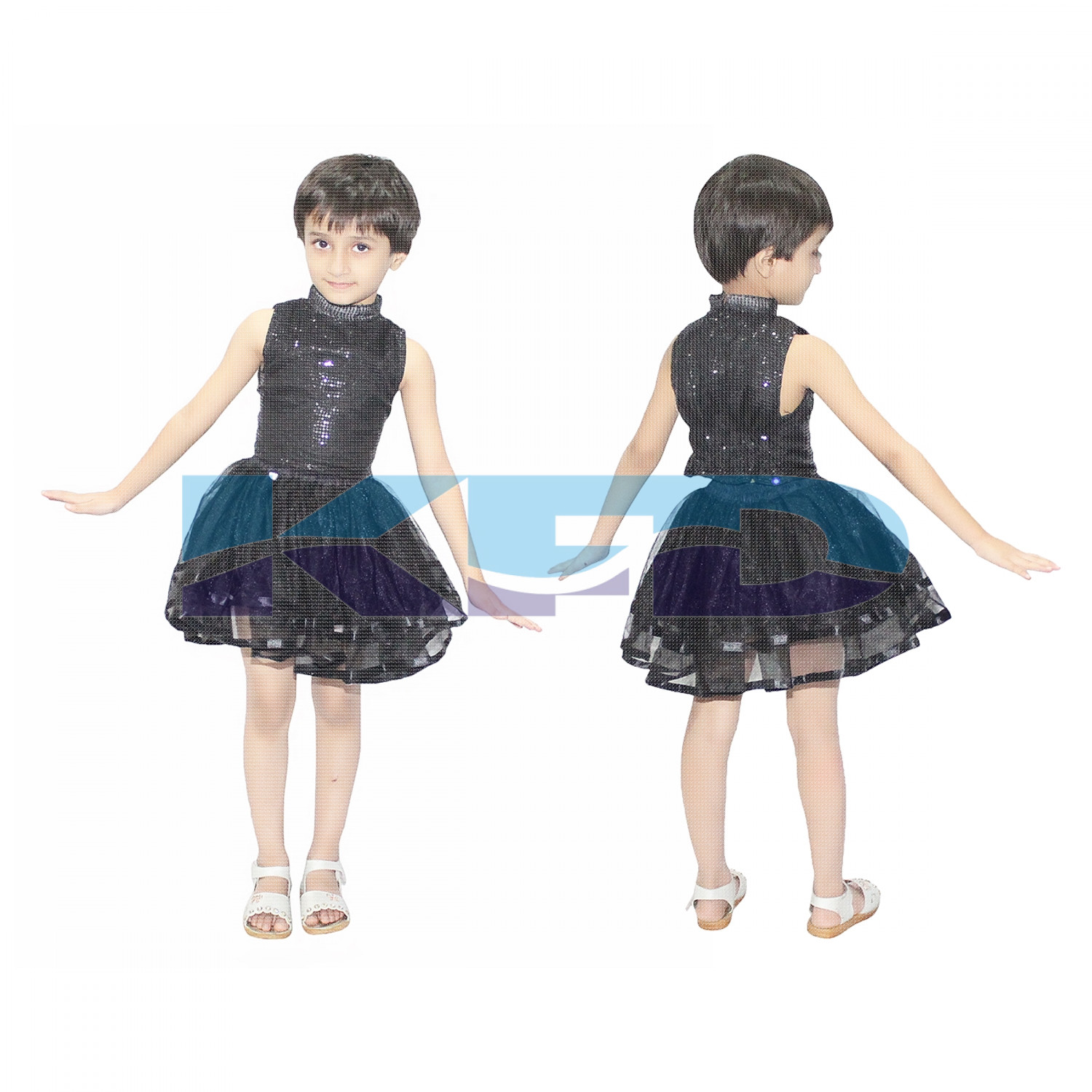 Tu Tu Skirt Costume,Western Costume For School Annual function/Theme Party/Competition/Stage Shows/Birthday Party Dress