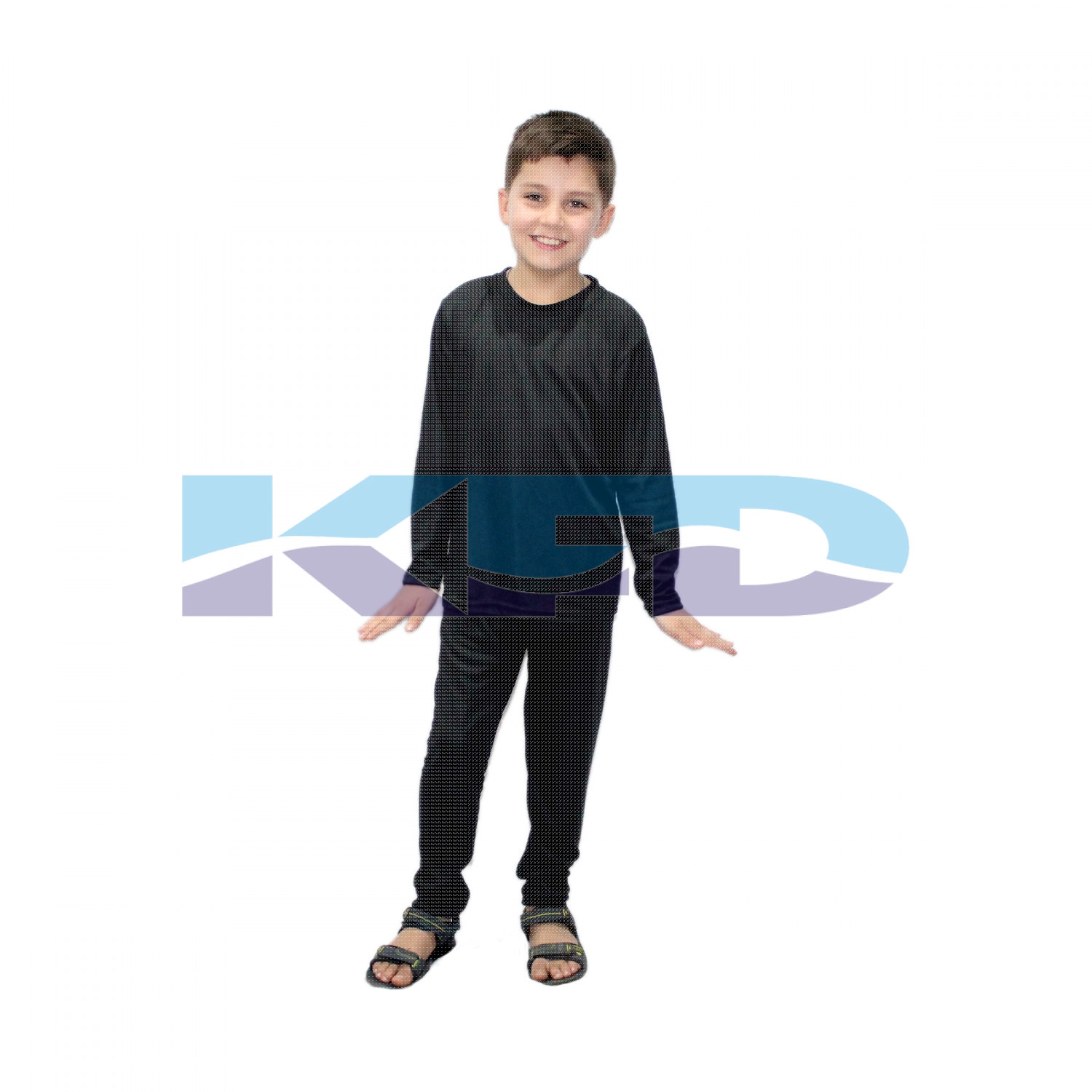 Track Suite Black Color fancy dress for kids,Costume for School Annual function/Theme Party/Competition/Stage Shows/Birthday Party Dress