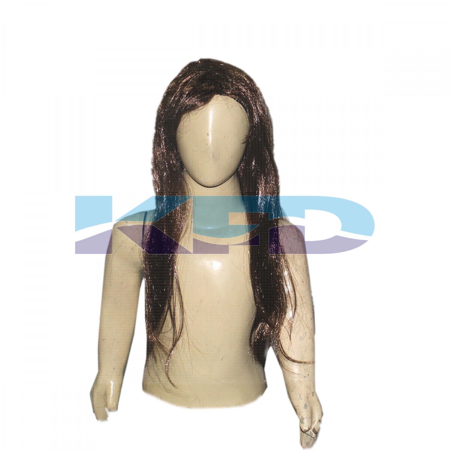 Ladies Hair Wig Brown Color