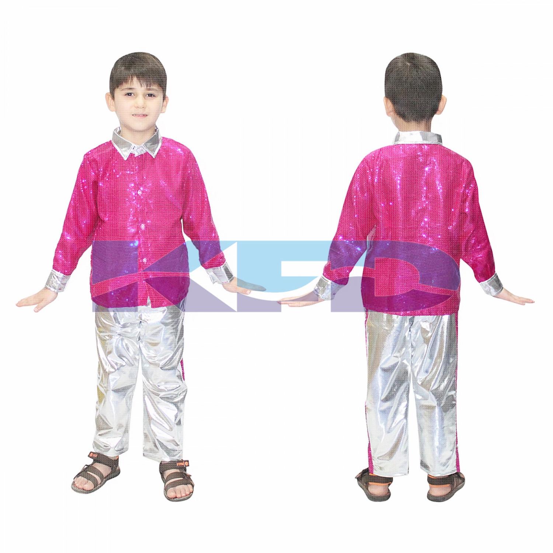 Mazanta Shirt Silver Pant