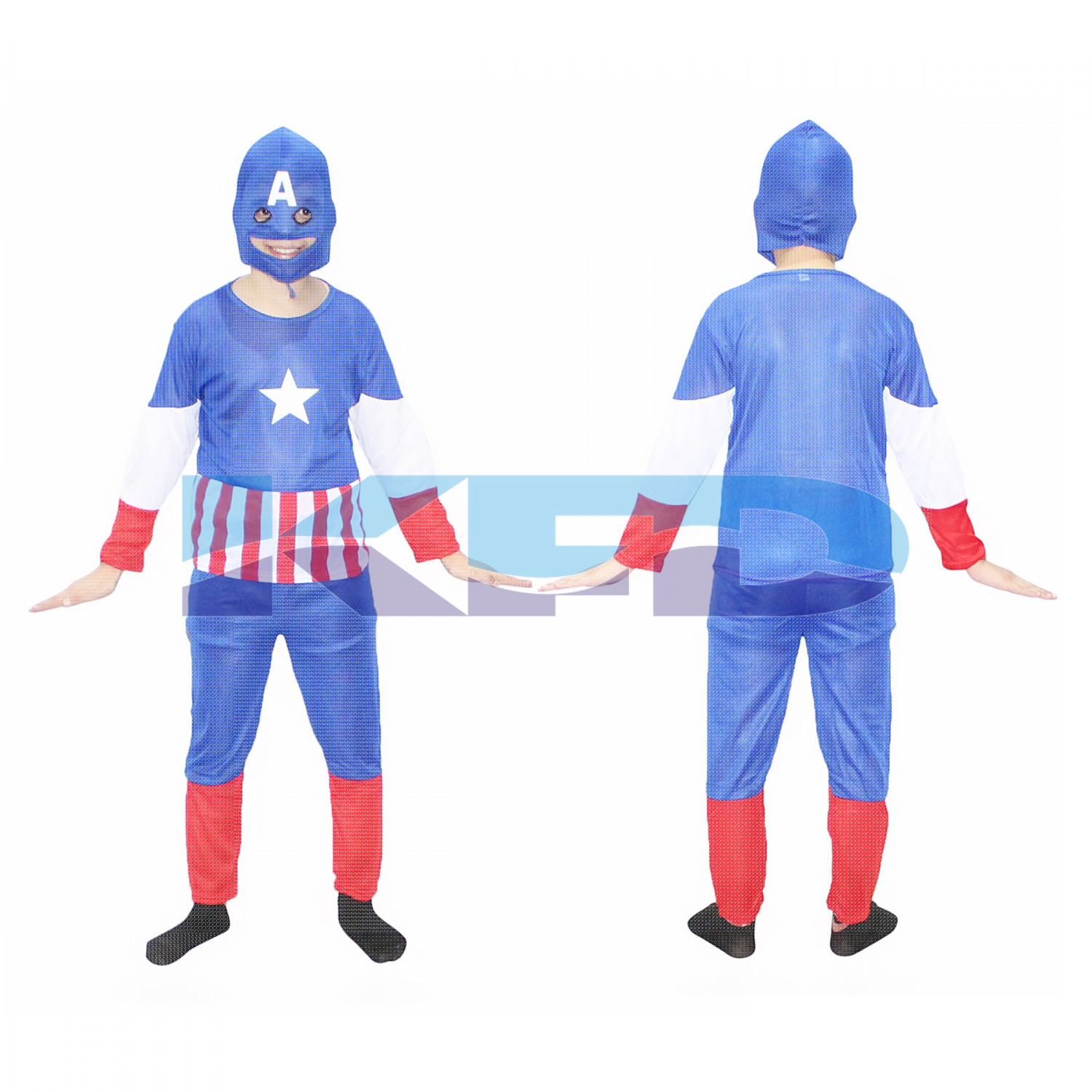 Captain America/Brave American Little Soldier Super Hero costume,CosPlay Costume,School Annual function/Theme Party/Competition/Stage Shows Dress