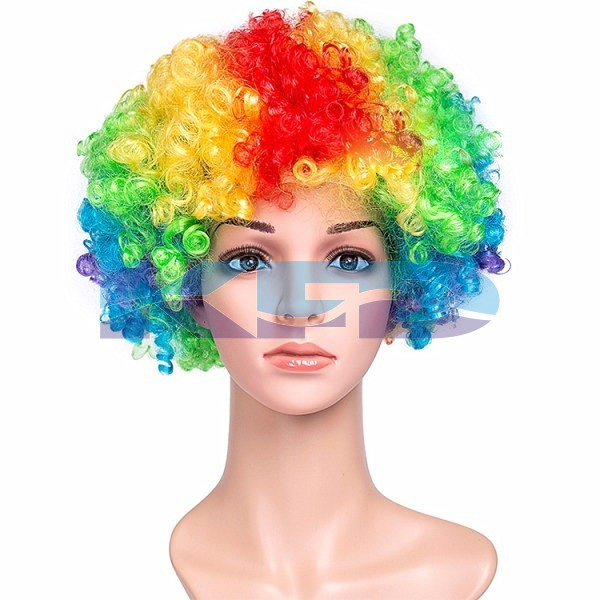 Joker Wig Accessories for kids,boys and girls