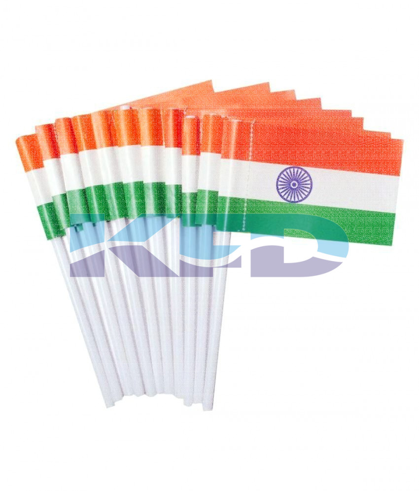 small flag for hand 12pc