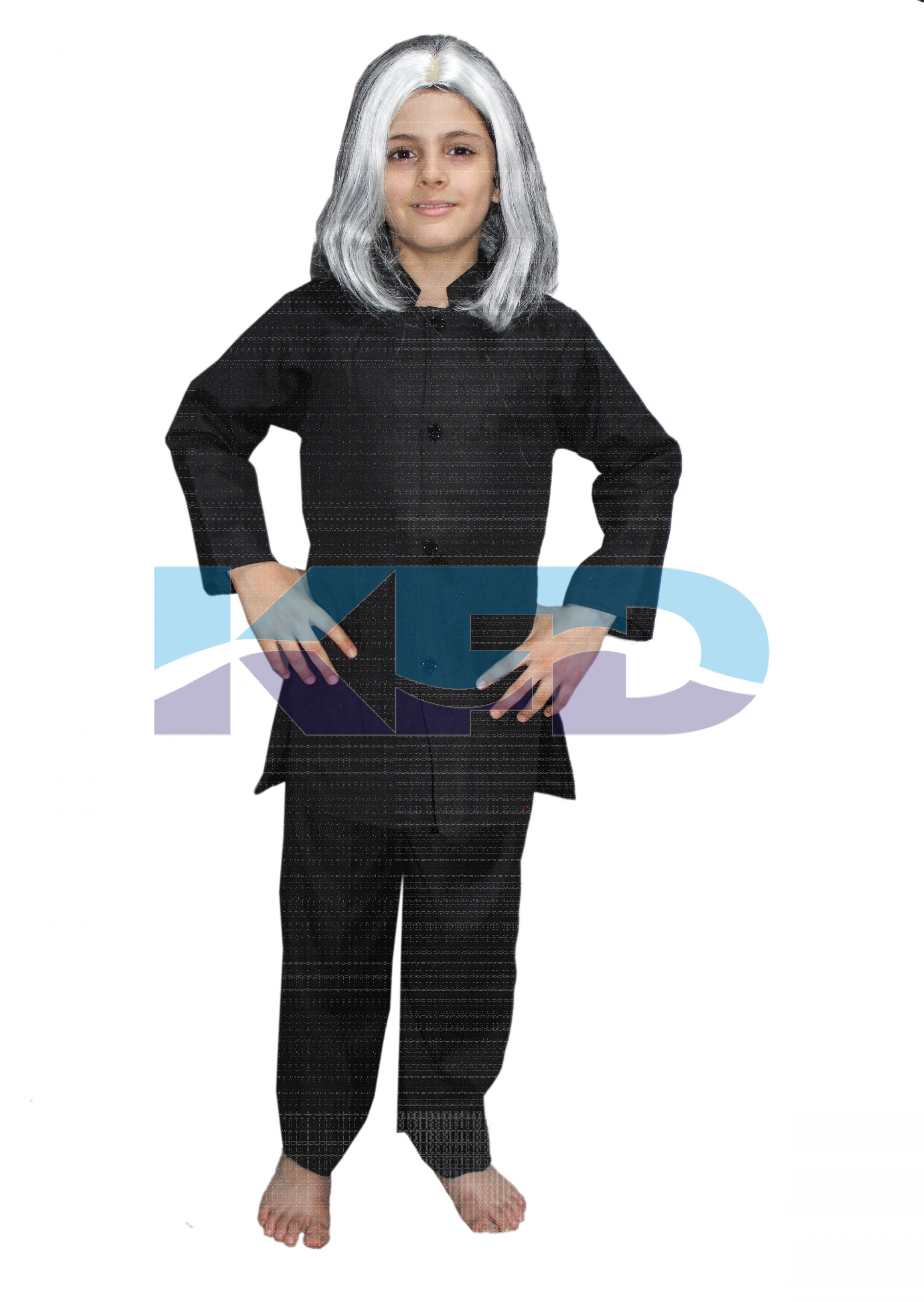 Abdul Kalam fancy dress for kids,National Hero Costume for School Annual function/Theme Party/Competition/Stage Shows Dress