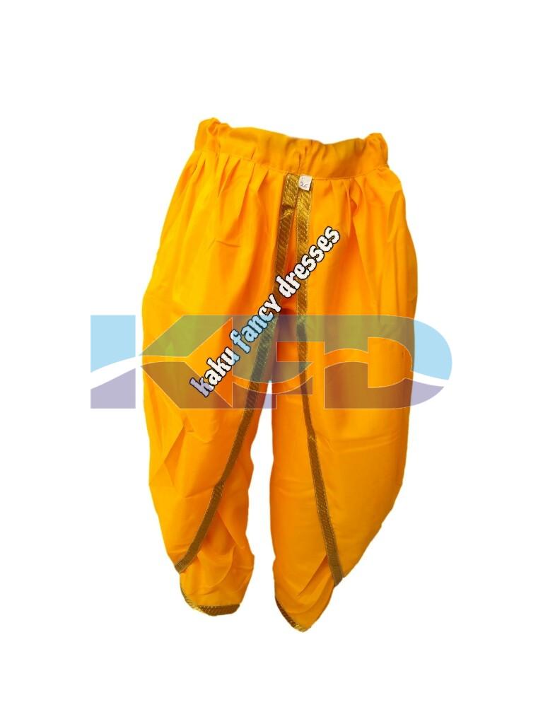 Dhoti Yellow