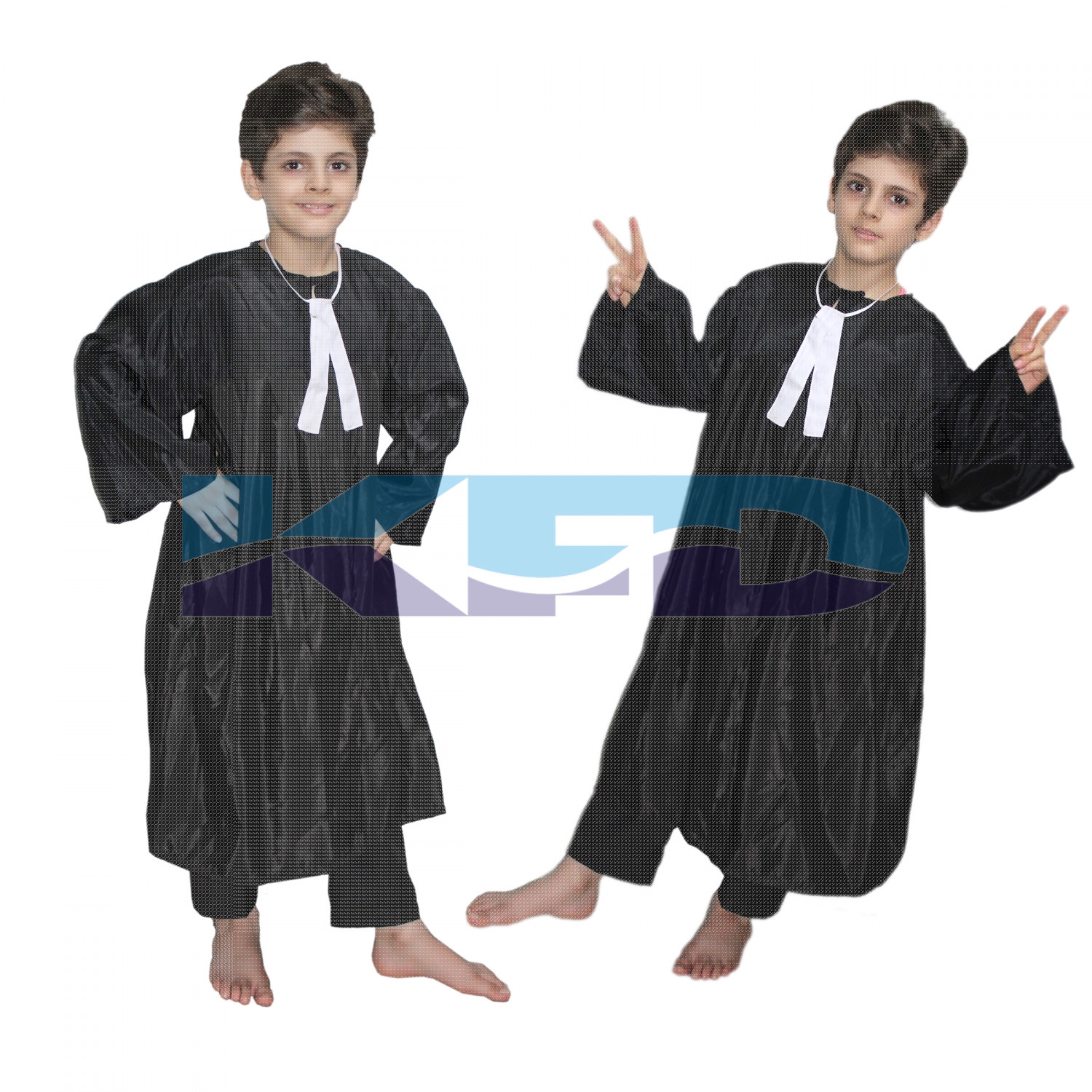 Lawyer Fancy Dress For Kids,Our Helper Costume For Annual Function/Theme Party/Competition/Stage Shows Dress