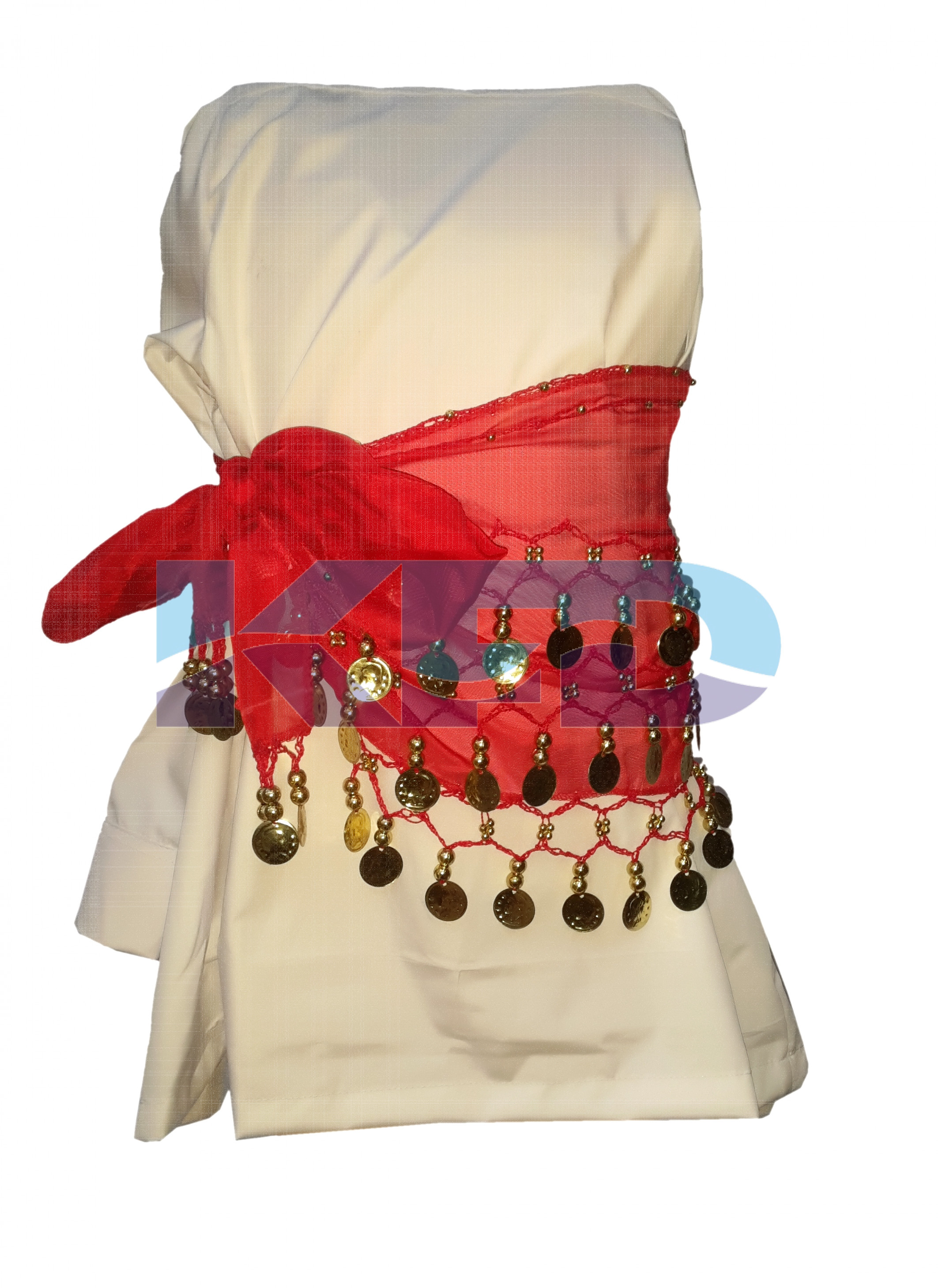 Belly Dance Belt fancy dress for kids,Western Costume for Annual function/Theme Party/Competition/Stage Shows/Birthday Party Dress