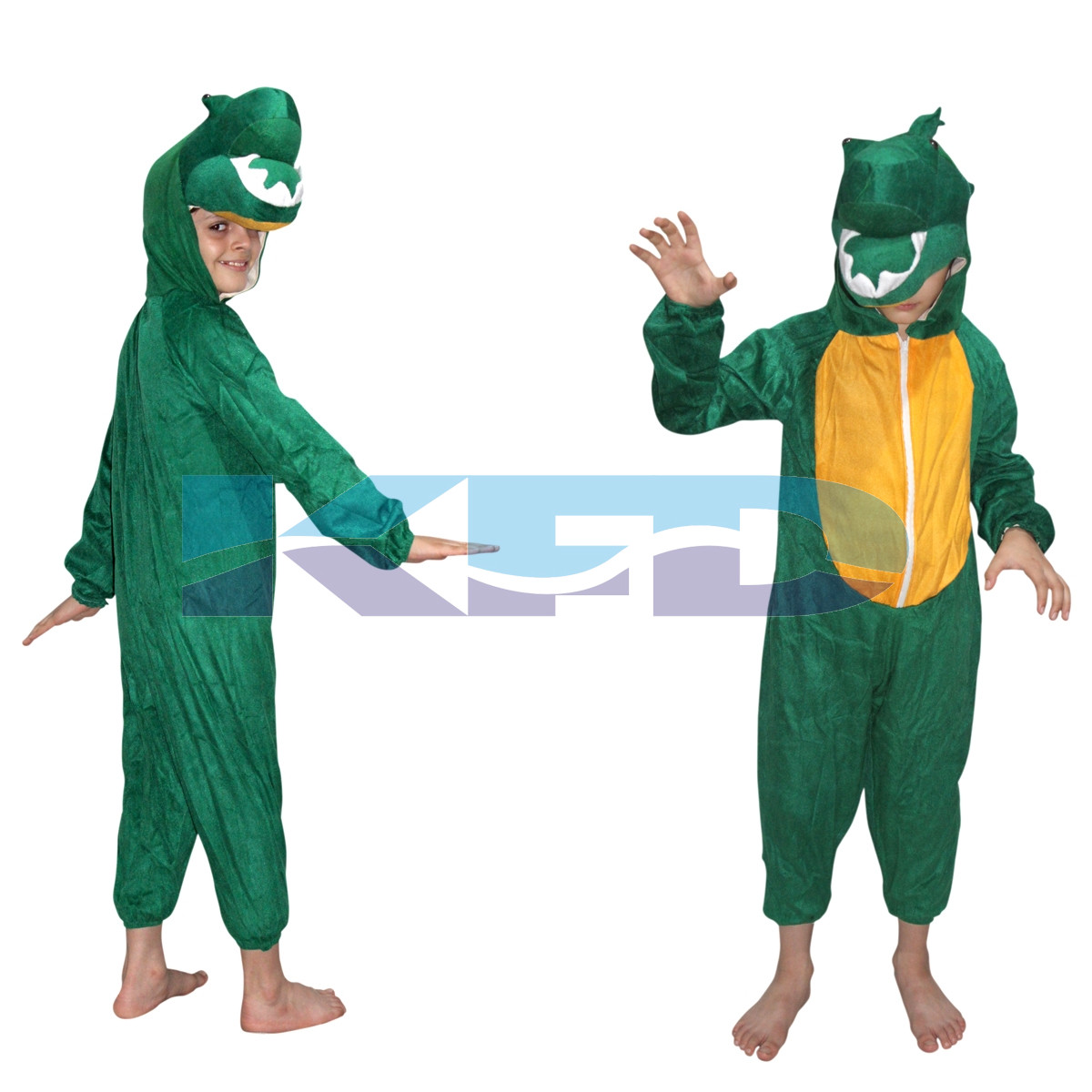 Dinosaur fancy dress for kids,Wild Animal Costume for Annual function/Theme Party/Competition/Stage Shows Dress