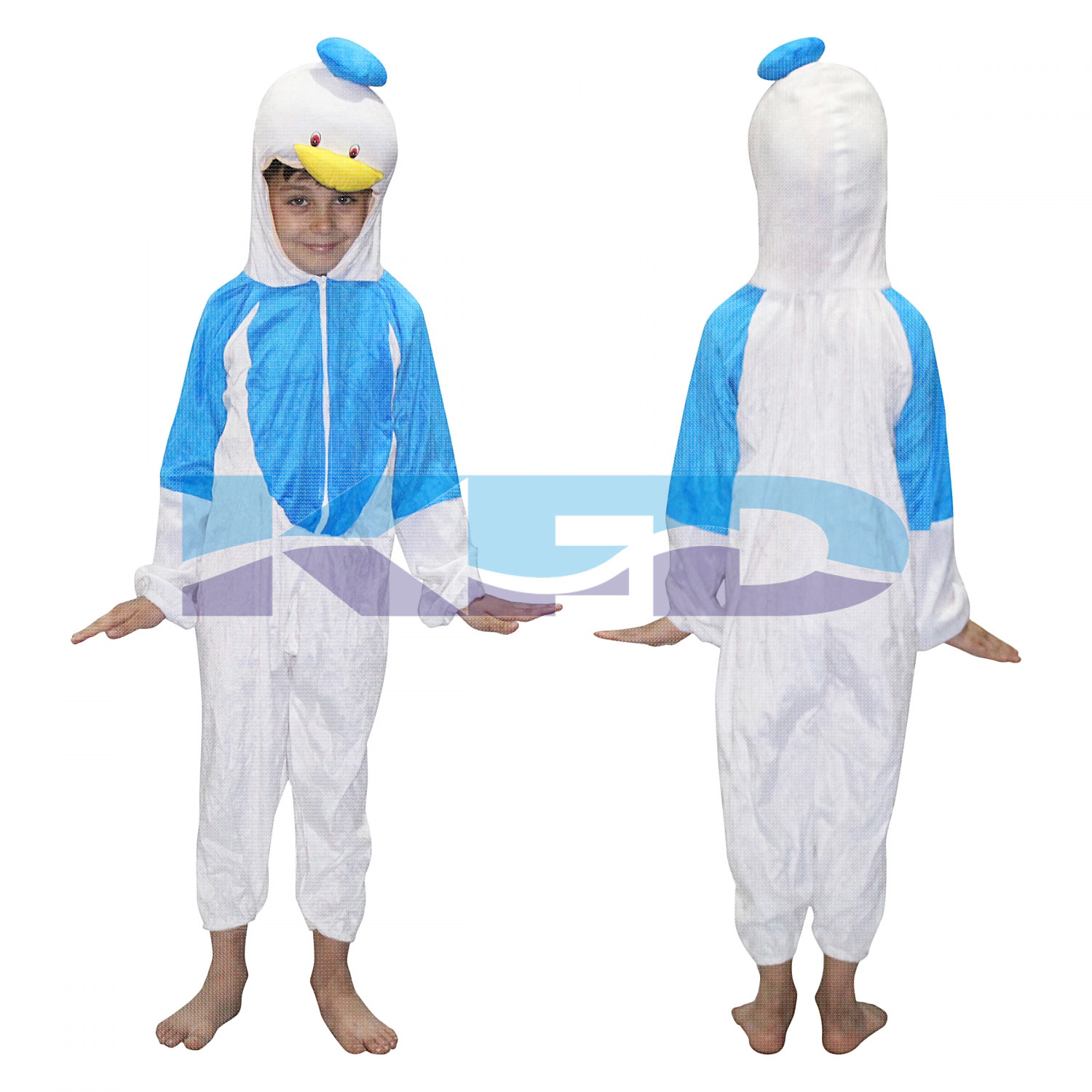 Donal Duck Fancy dress for kids,Diseny Cartoon Costume for Annual function/Theme Party/Stage Shows/Competition/Birthday Party Dress