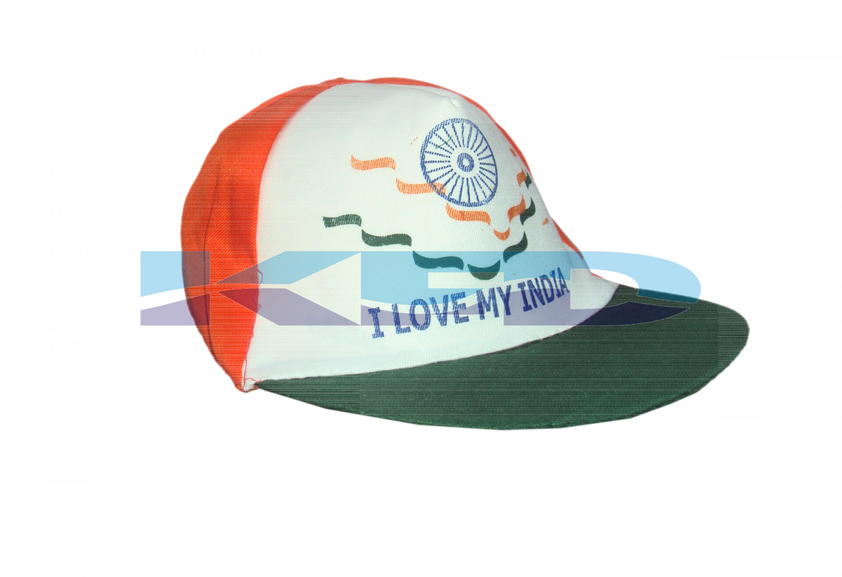 Tri Color Cap For Independence Day/Republic Day/School Annual function/Theme Party/Competition/Stage Shows/Birthday Party Dress(6 pcs set)