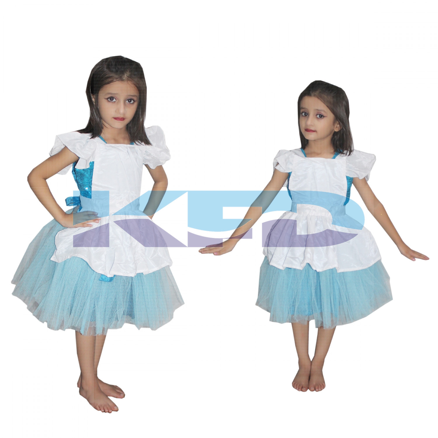 Alice fancy dress for kids,Fairy Teles,Story book Costume for Annual function/Theme Party/Competition/Stage Shows/Birthday Party Dress