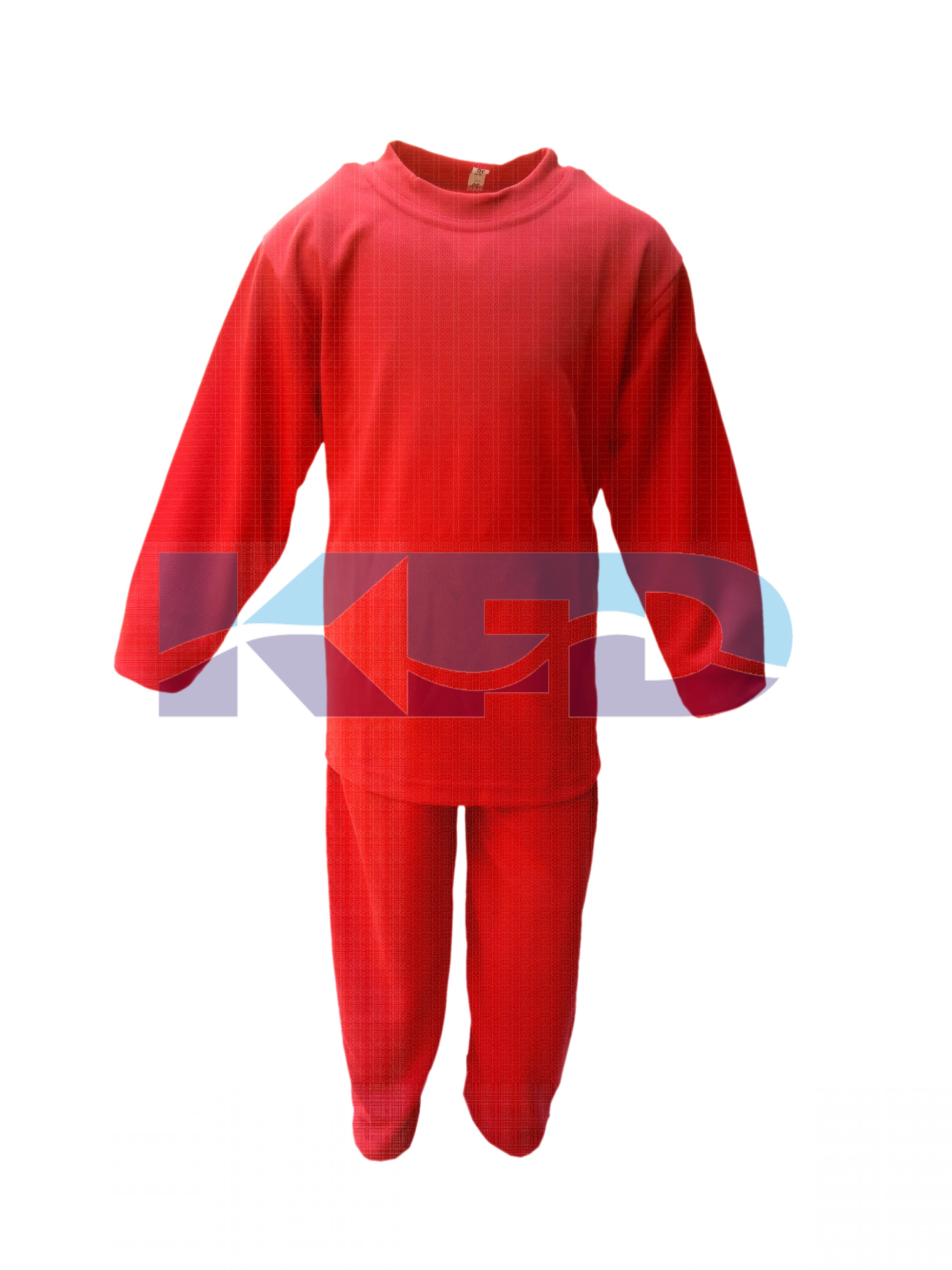 Track Suite RedColor fancy dress for kids,Costume for School Annual function/Theme Party/Competition/Stage Shows/Birthday Party Dress