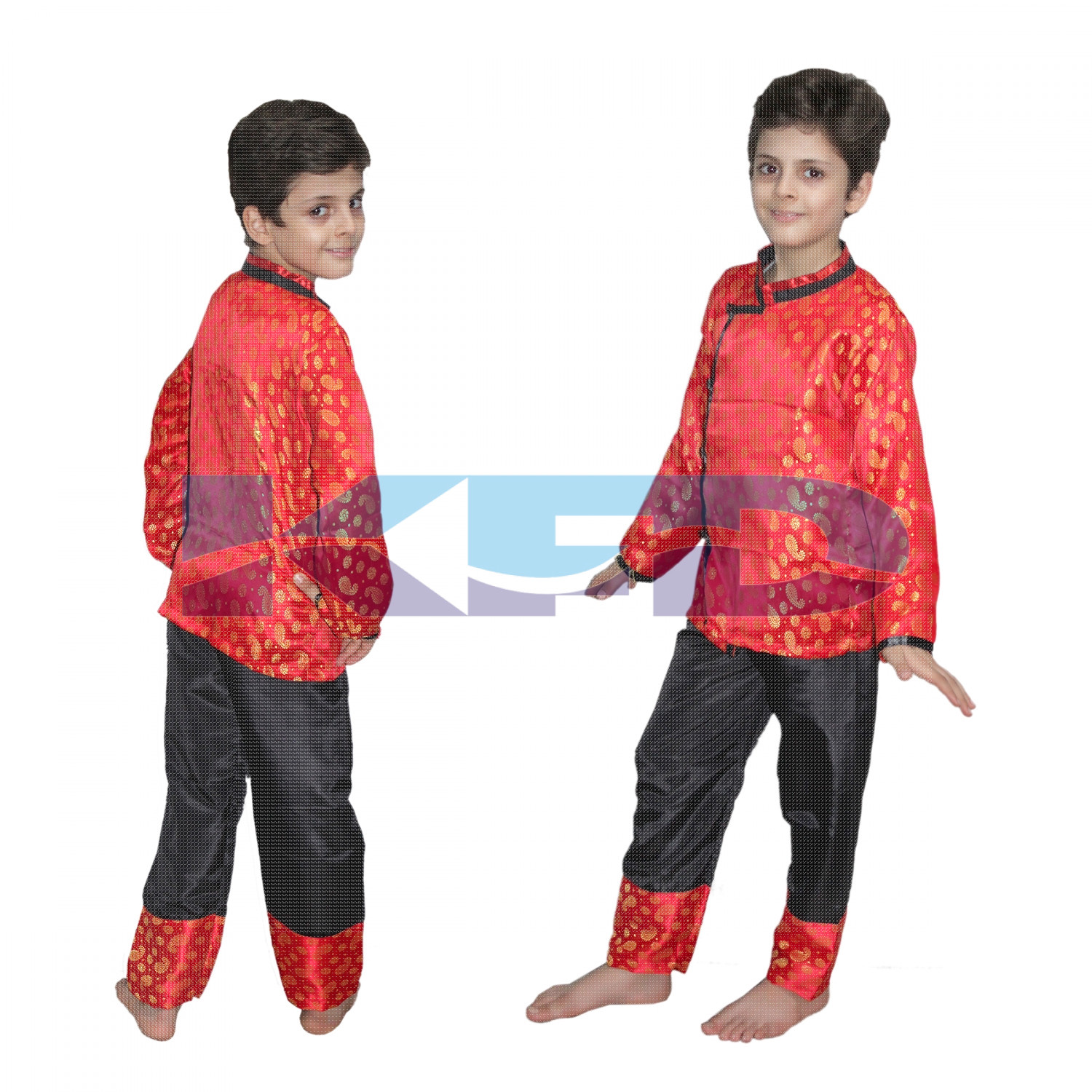 Chinese Boy Traditional Wear fancy dress for kids,Global Costume for Annual function/Theme Party/Competition/Stage Shows Dress