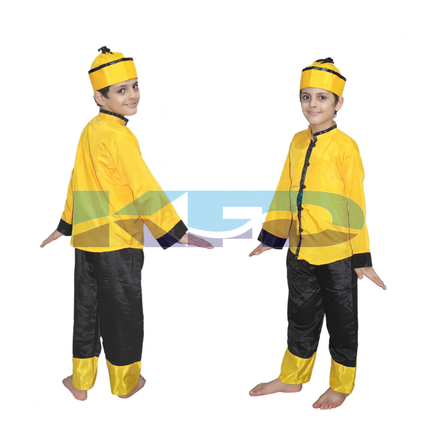 Japanese Boy Traditional Wear fancy dress for kids,Global Costume for Annual function/Theme Party/Competition/Stage Shows Dress